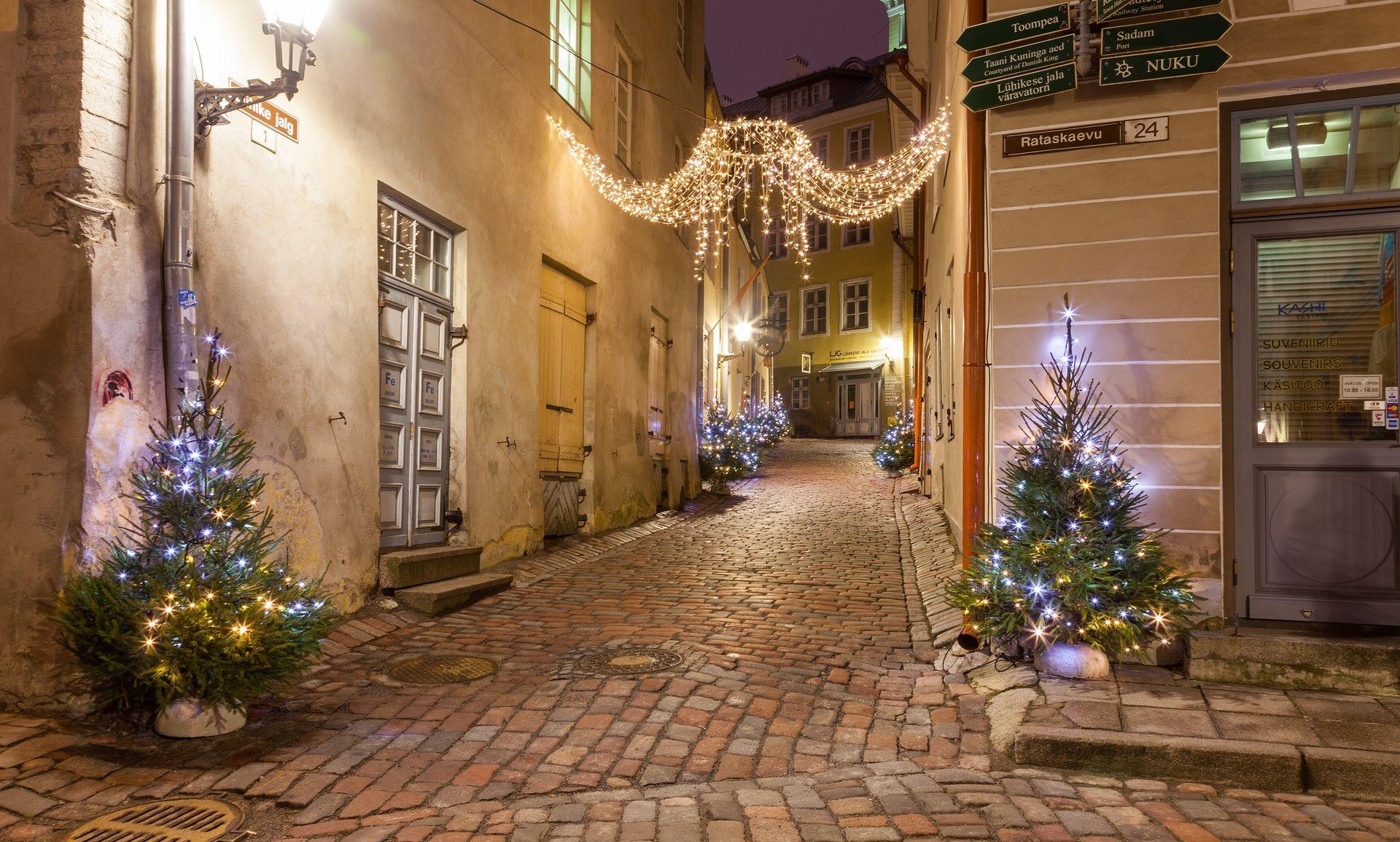 NAJBOLJI ADVENT Estonski Tallinn nasljednik Zagreba