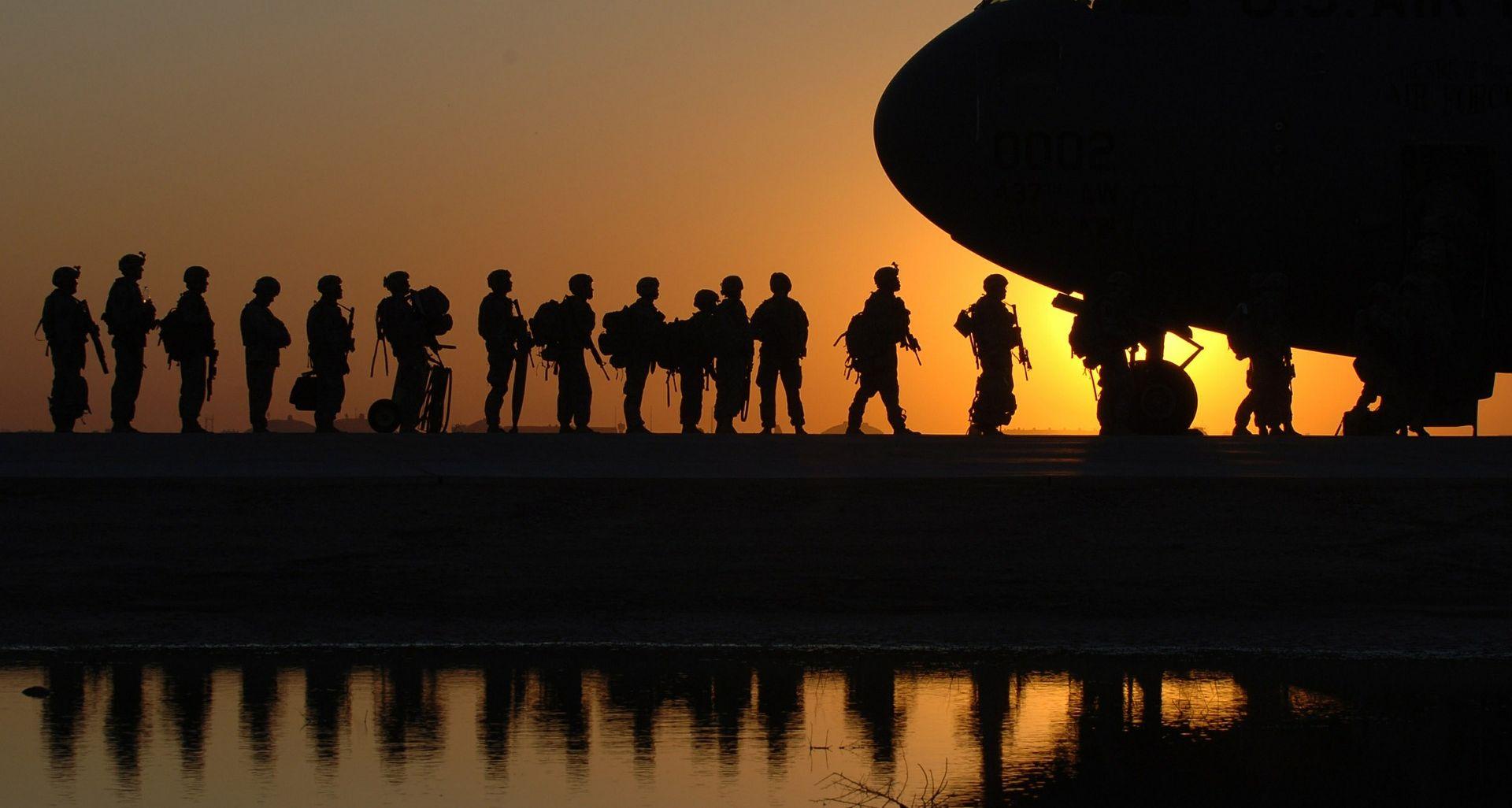 SAD iz Afganistana planira povući pet tisuća vojnika