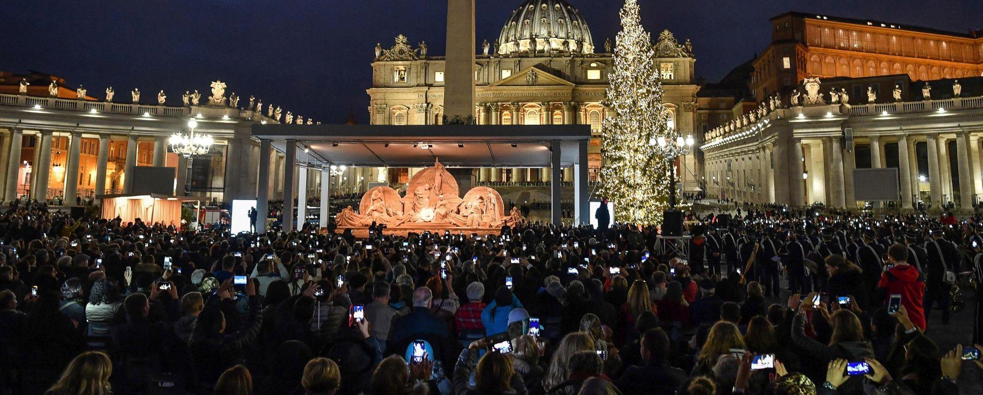 Tisuće ljudi dočekat će Božić u Vatikanu i Betlehemu