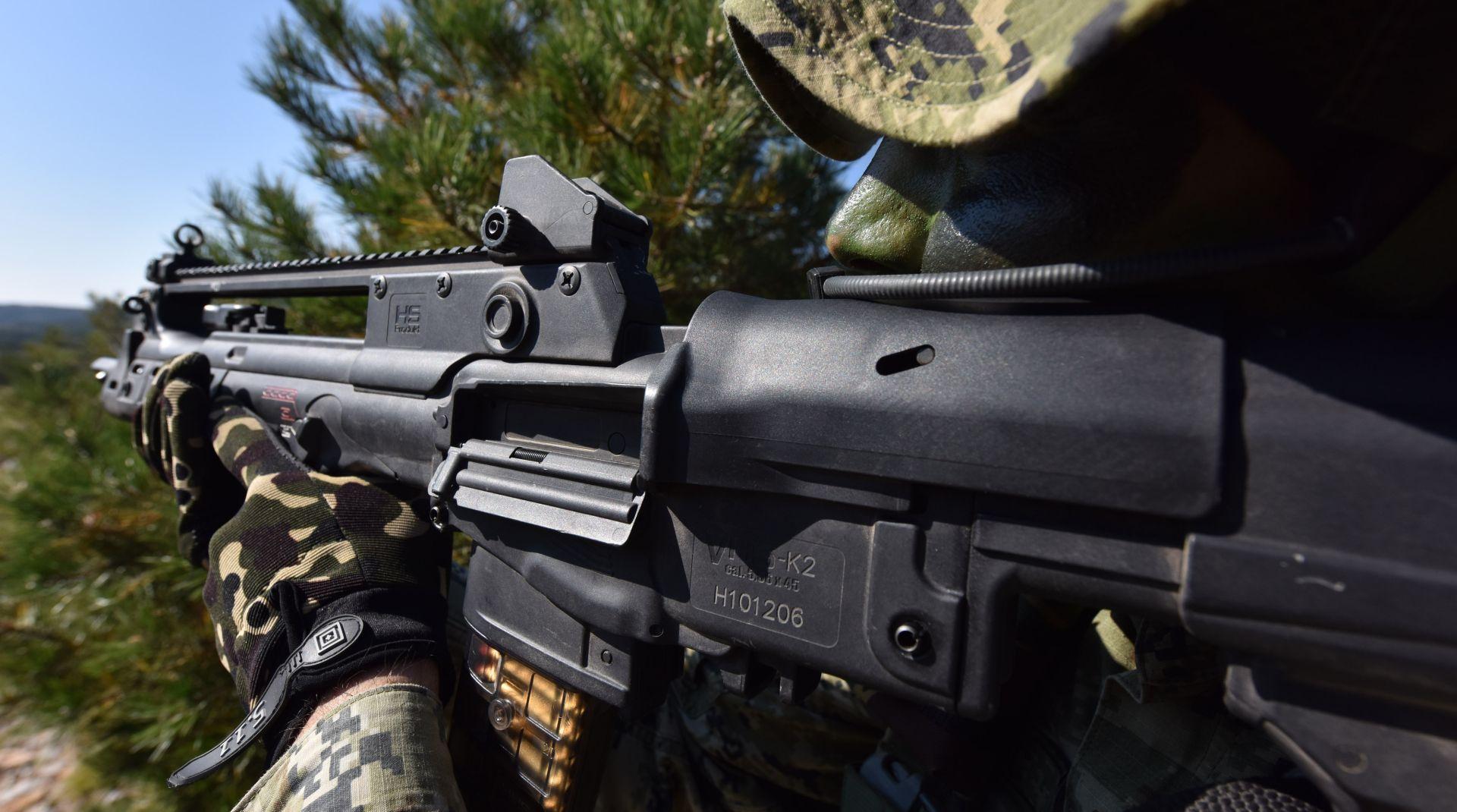 Hrvatski vojnici poslali božićnu čestitku iz Afganistana