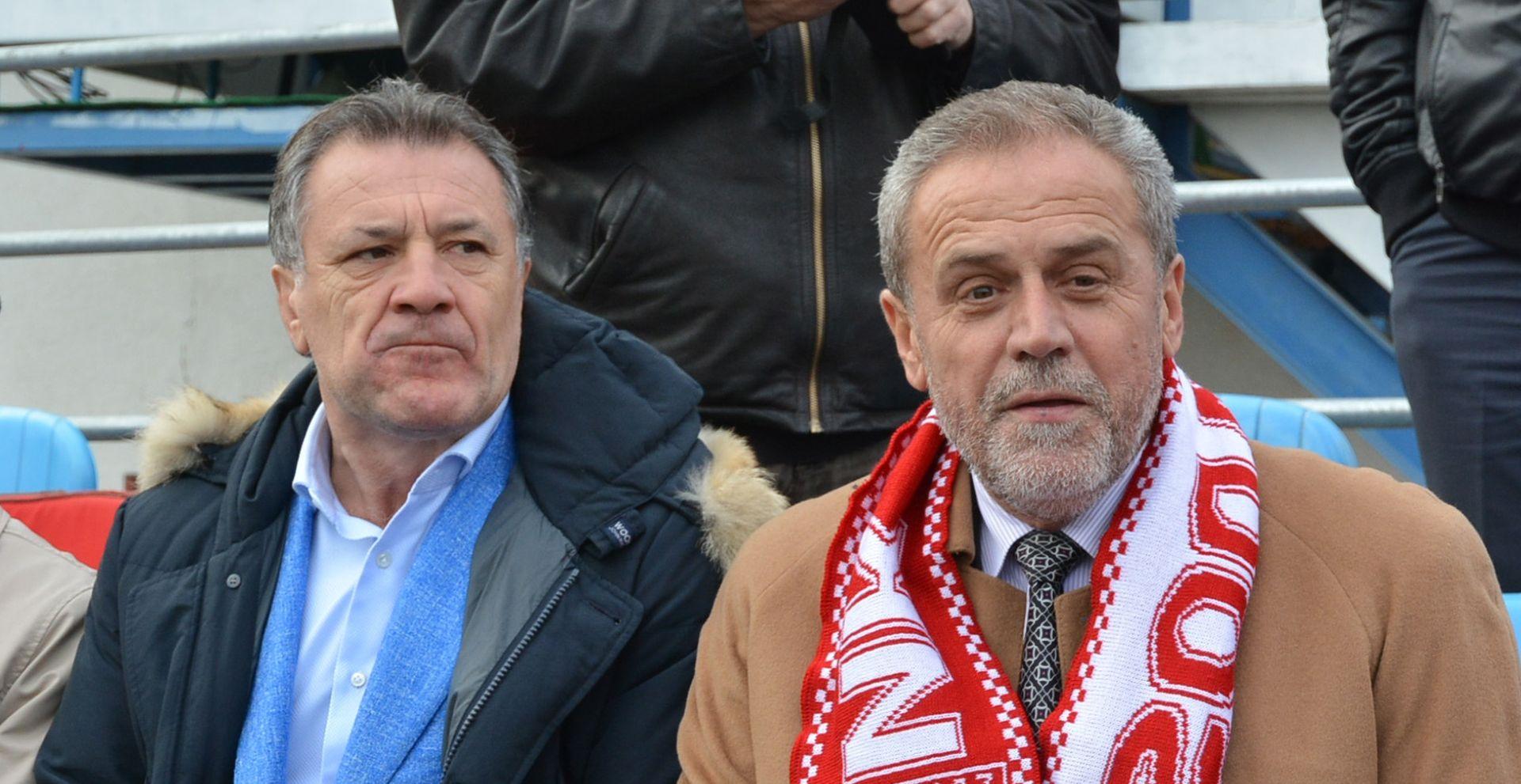 GRADSKI ODSTREL Bandić ruši Mamića za pobjedu u Zagrebu