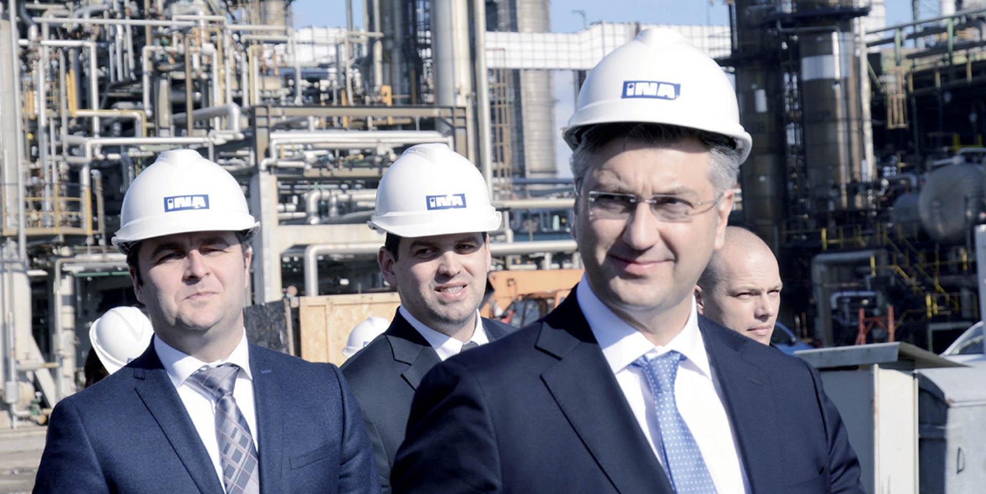 Andrej Plenković nije ispunio ni jedno obećanje o Ini