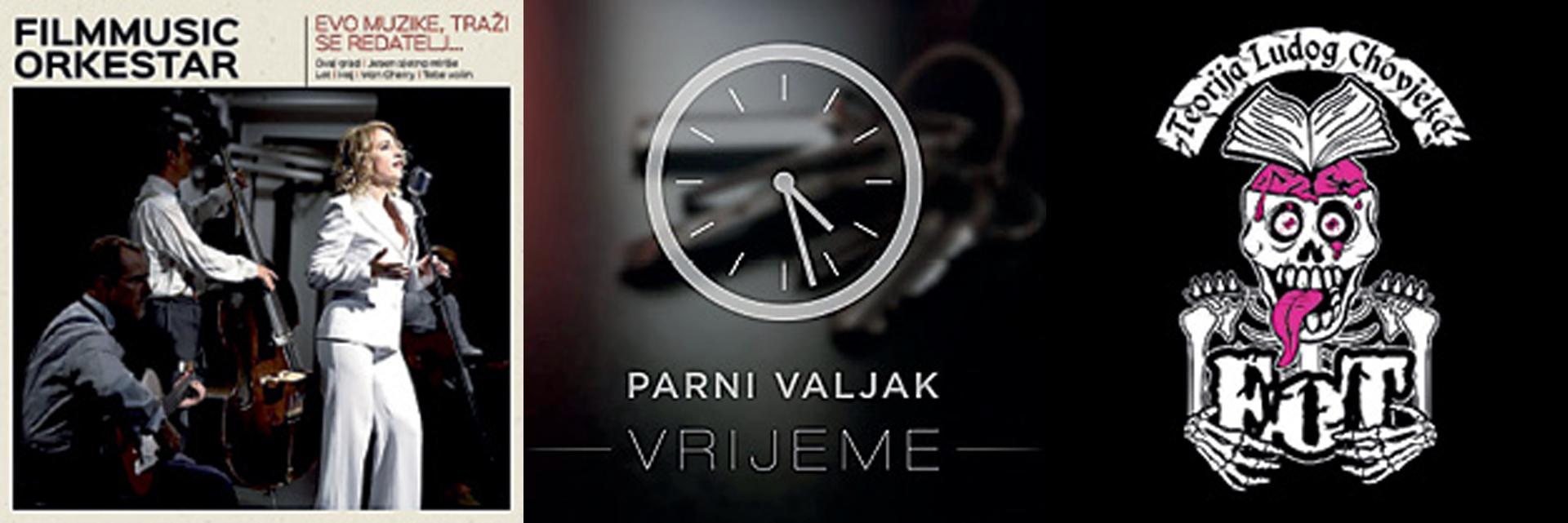 GLAZBENE RECENZIJE Filmmusicorkestar, Parni Valjak, EOT