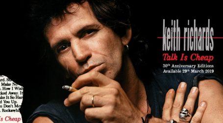 VIDEO: Keith Richards izdao novi singl