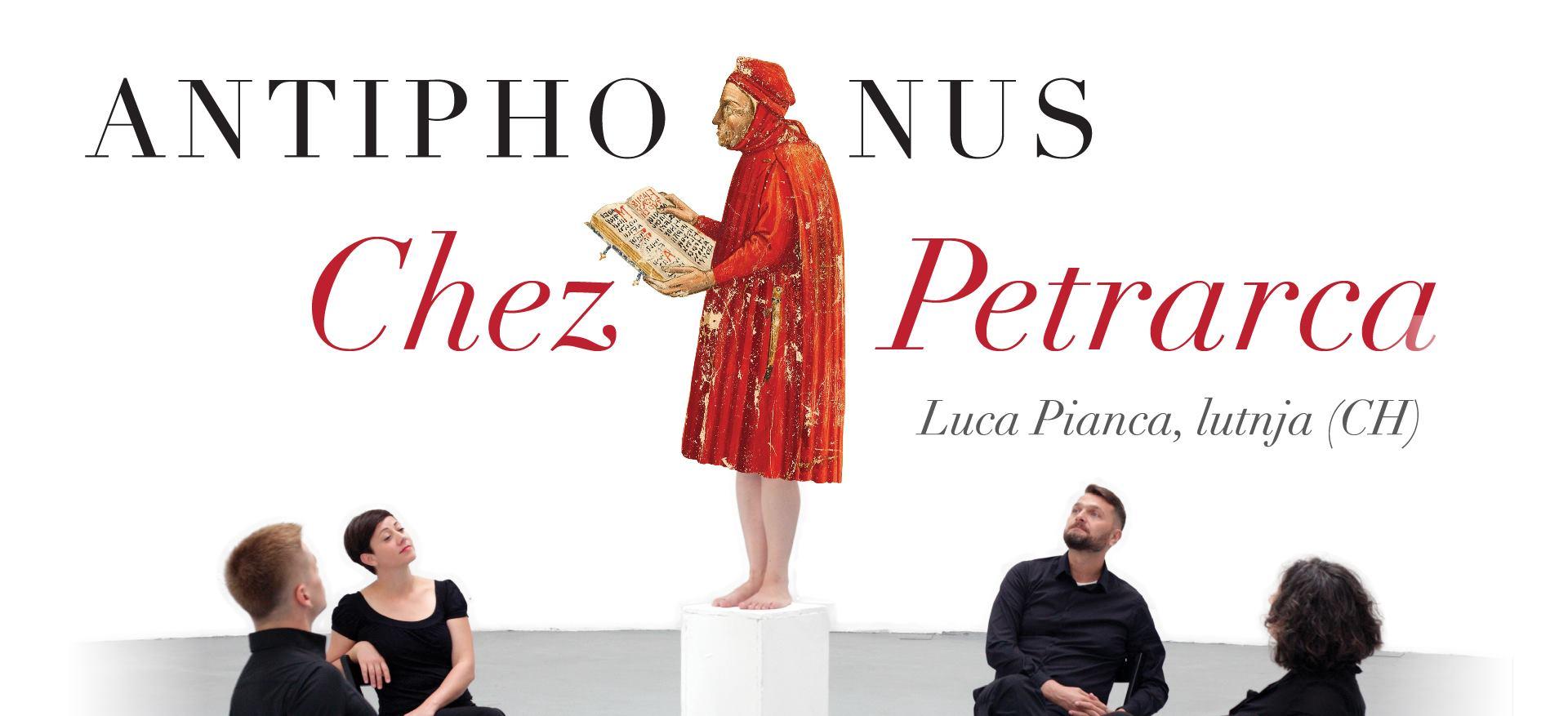 Ansambl Antiphonus otvara ciklus 'Triade' uz gostovanje lutnjista Luce Piance