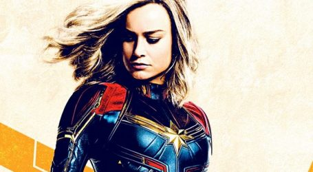 VIDEO: Brie Larson priča o liku 'Captain Marvel'