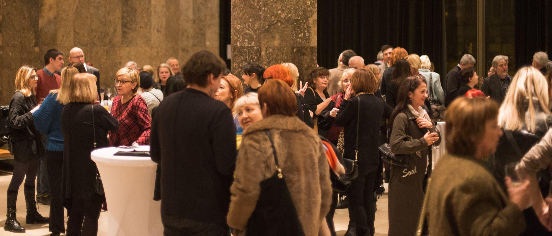 FOTO: Premijera nove predstave Teatra Rugantino