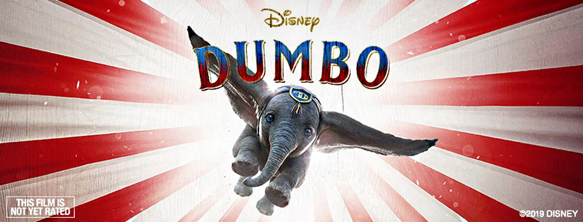 VIDEO: Objavljen novi poster za animirani film 'Dumbo'