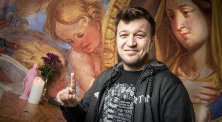 EDO MAAJKA 'Glazba mi pomaže nositi se sa svojim psihičkim problemima'