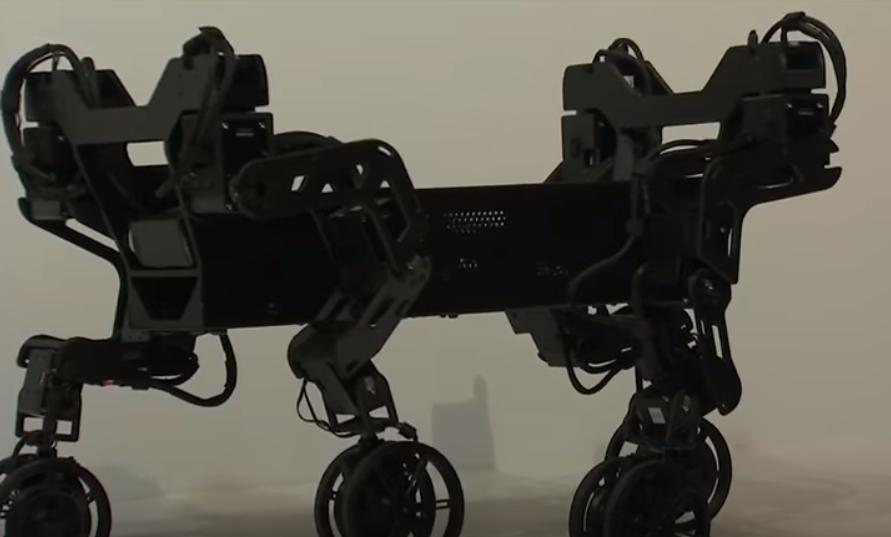 """VIDEO: Jedinstven koncept """"hodajućeg"""" automobila"""