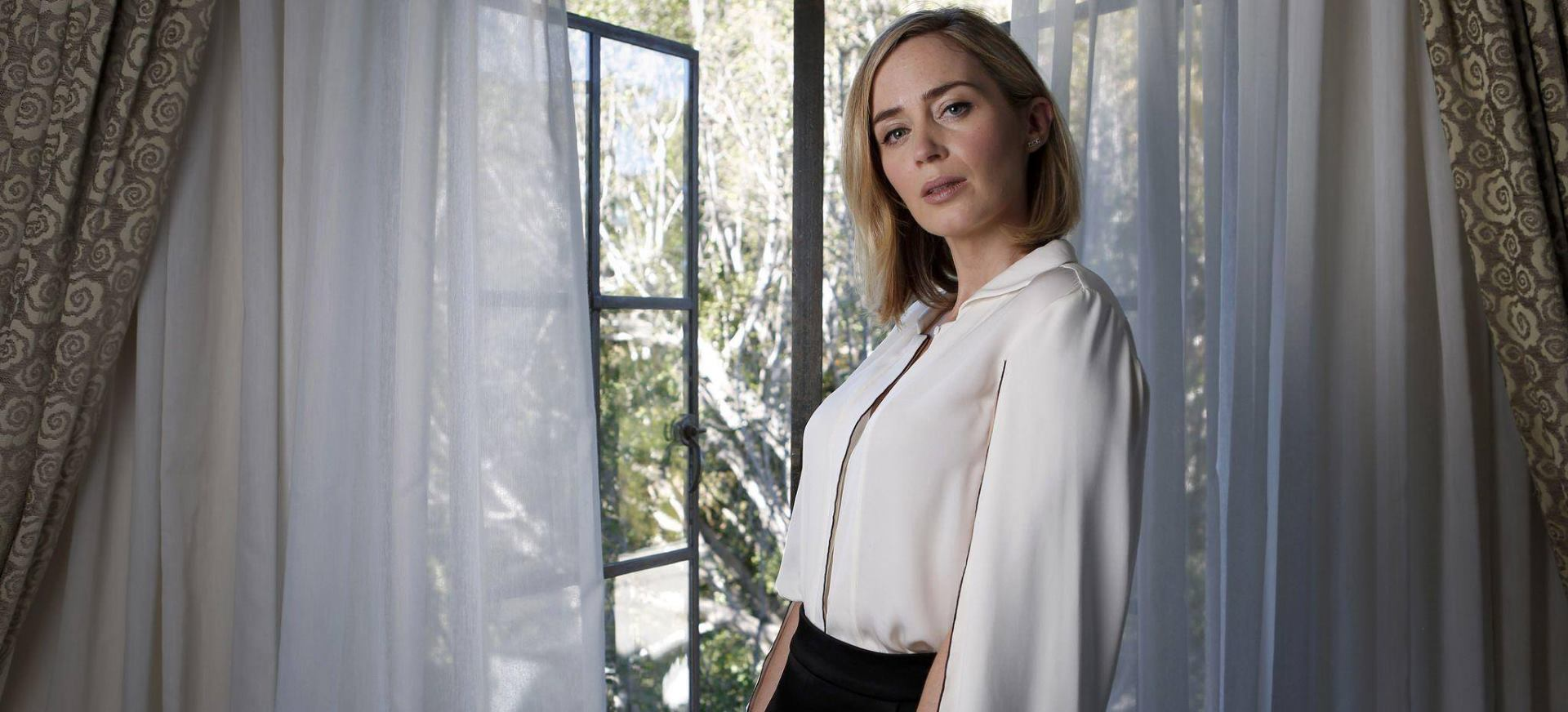 VIDEO: Emily Blunt osvojila filmsku nagradu SAG Award
