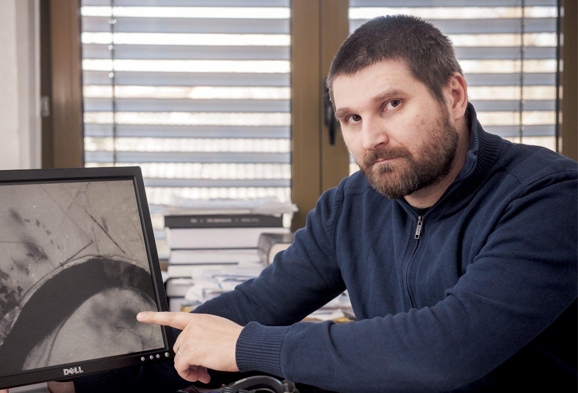 'Otkrio sam snimke koje pokazuju da su u Jasenovcu postojale masovne gobnice'
