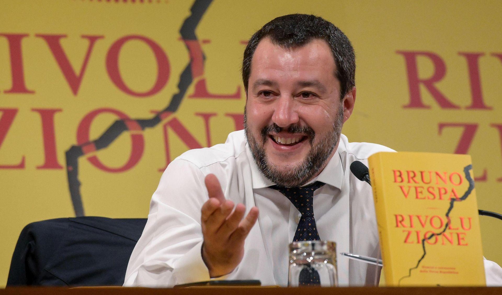 Talijanski gradonačelnici pobunili se protiv Salvinija