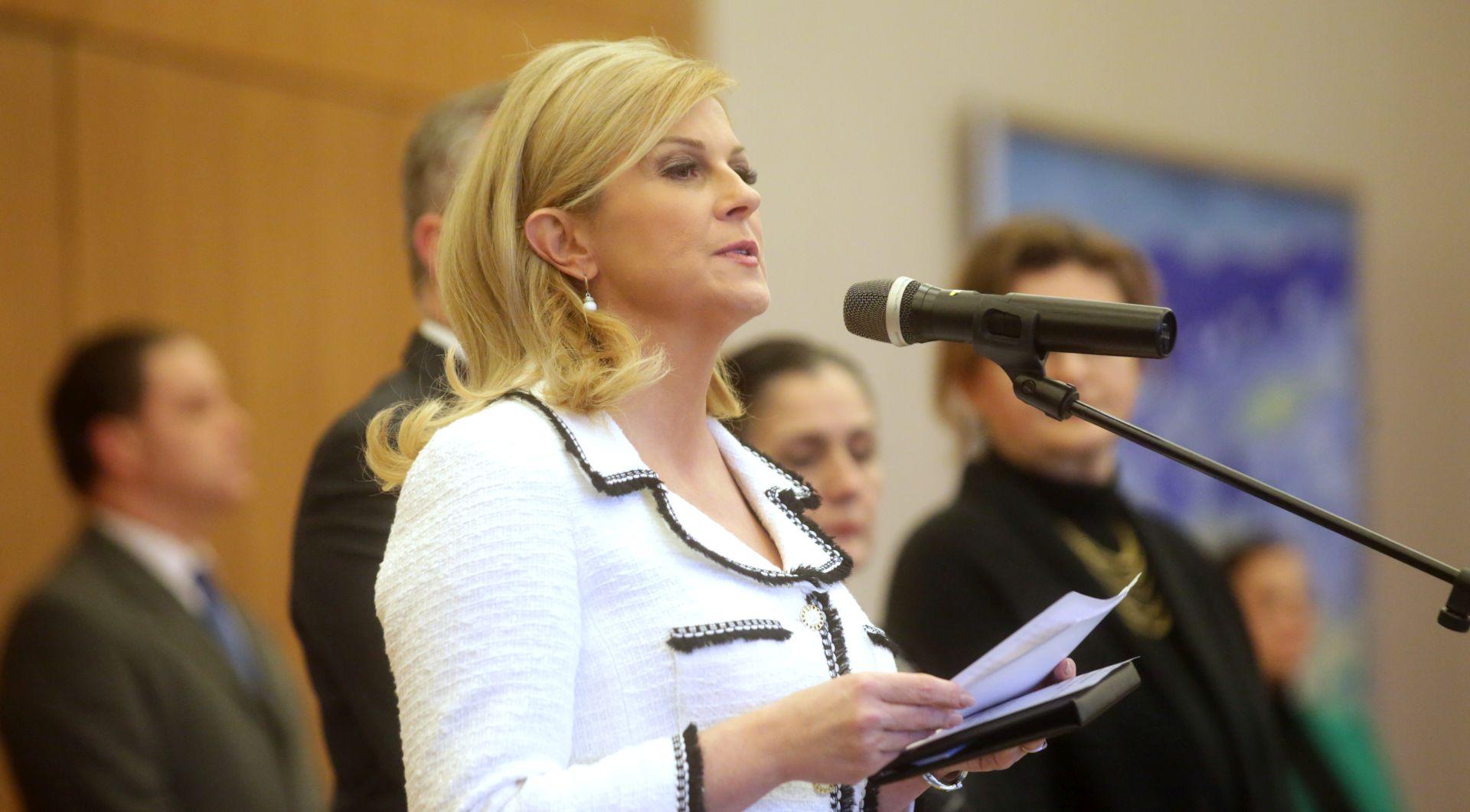 Predsjednica ne želi ni Stručića, misli da ga gura Galićev milje