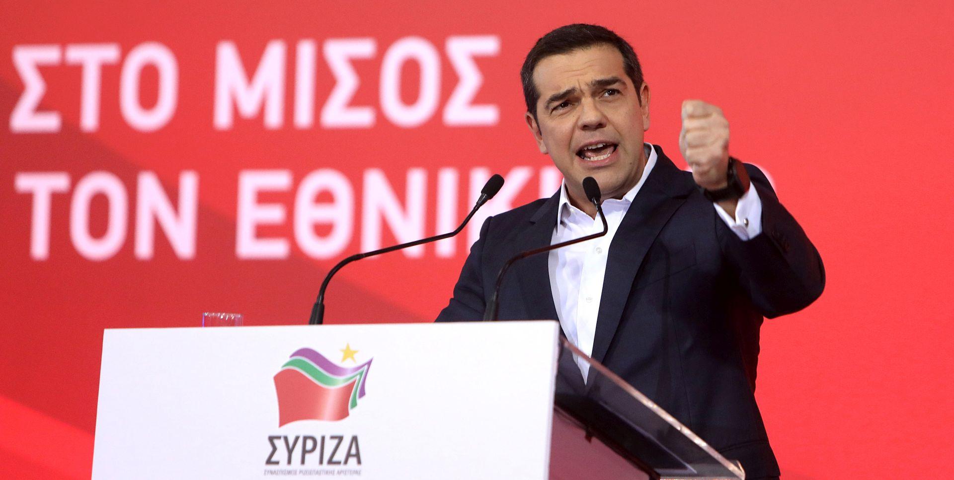 Grčki parlament u srijedu glasuje o povjerenju vladi