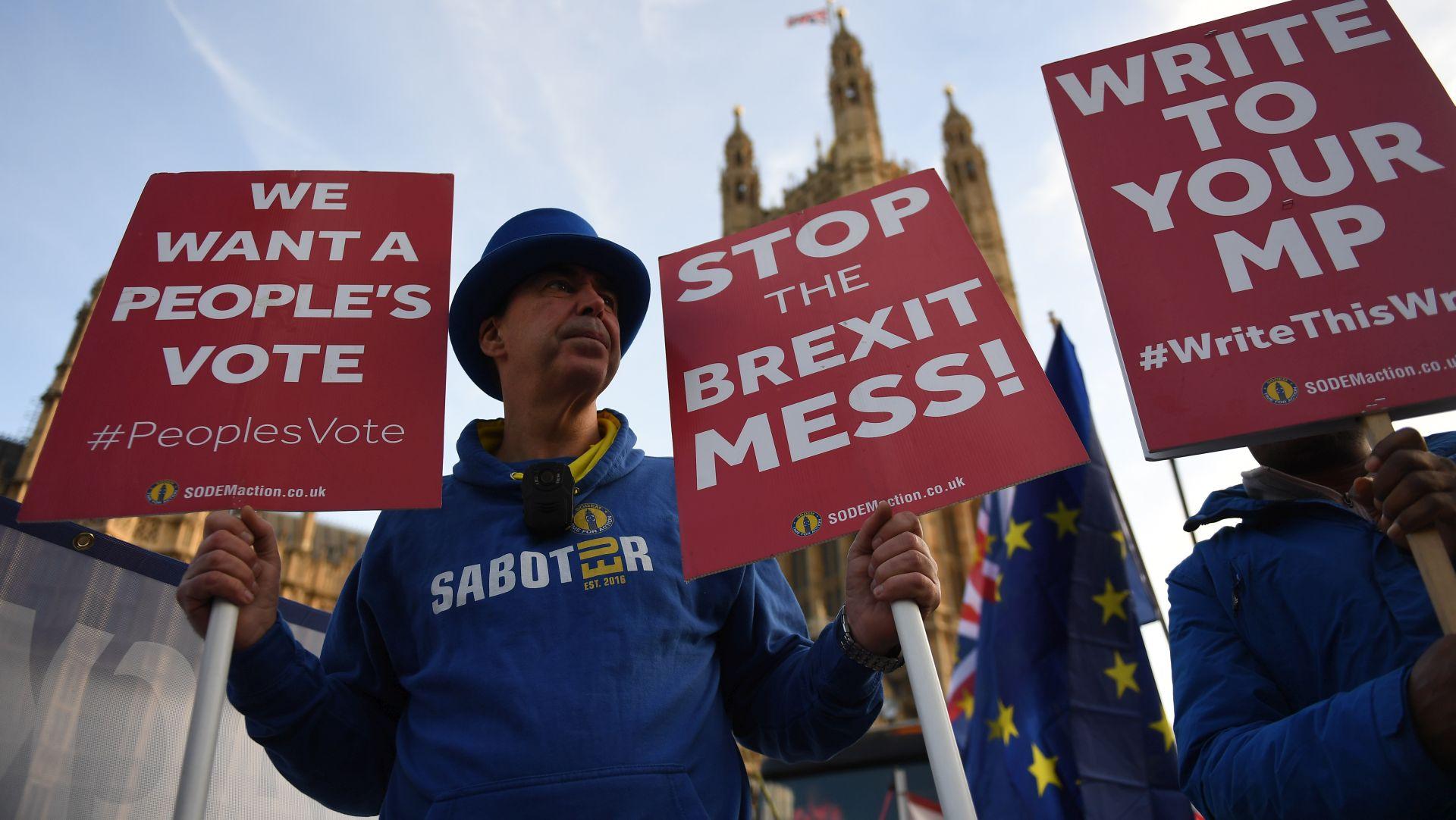 MEDIJI Britanski i europski dužnosnici raspravljaju o odgodi Brexita