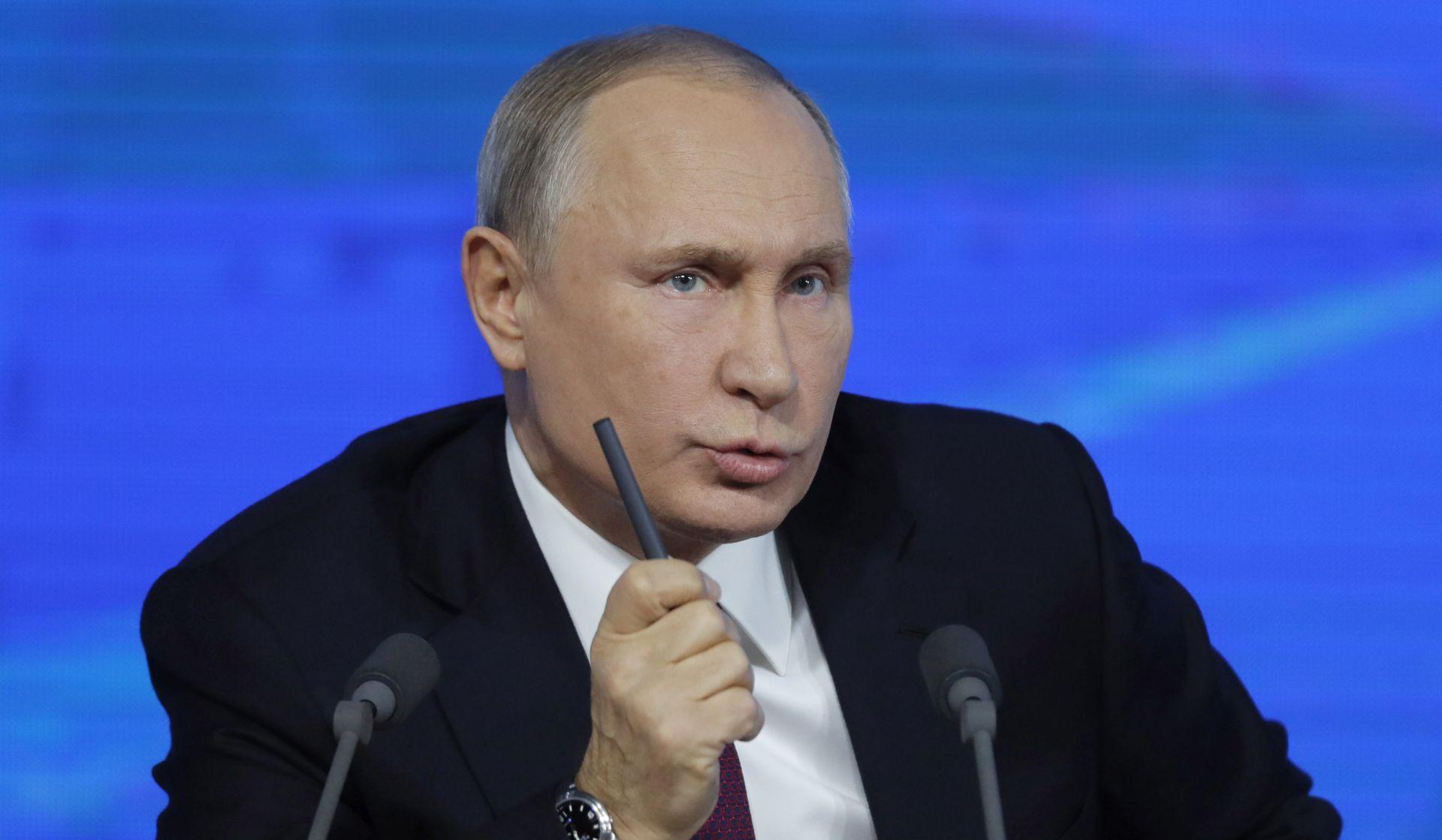 Vladimir Putin – vječni car Rusije