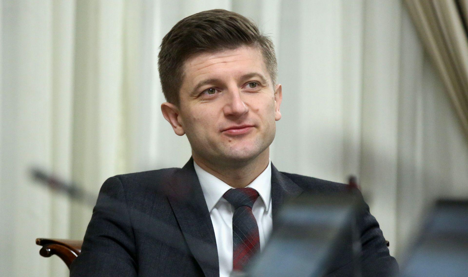 """MARIĆ """"Rezultat proračuna za 2018. bit će bolji nego godinu ranije"""""""
