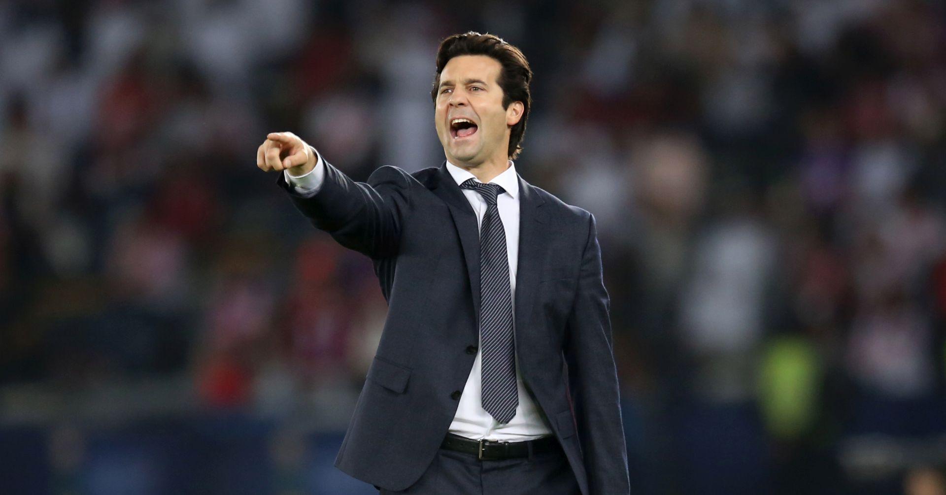 NE SLAŽE SE S MODRIĆEM Solari vidi zajedništvo u Real Madridu
