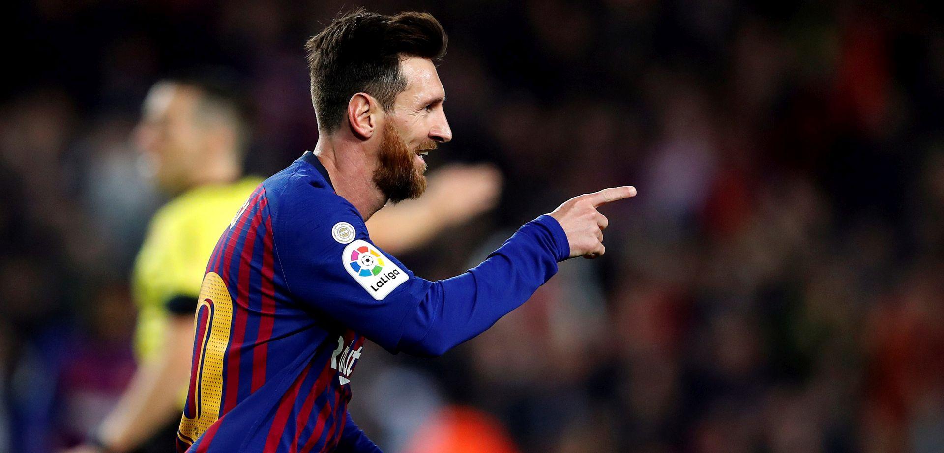 Nevjerojatni Messi došao do 400 golova u La Ligi