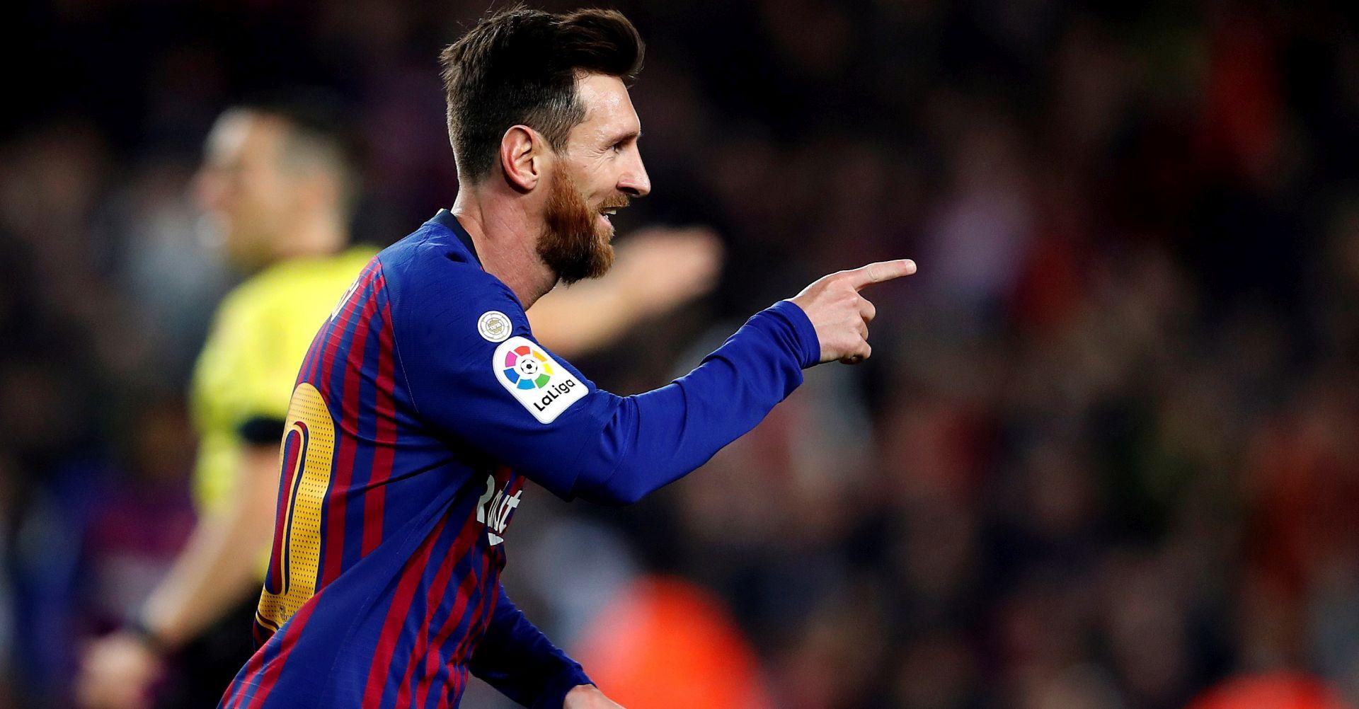 Forbes: Messi najbolje plaćeni sportaš