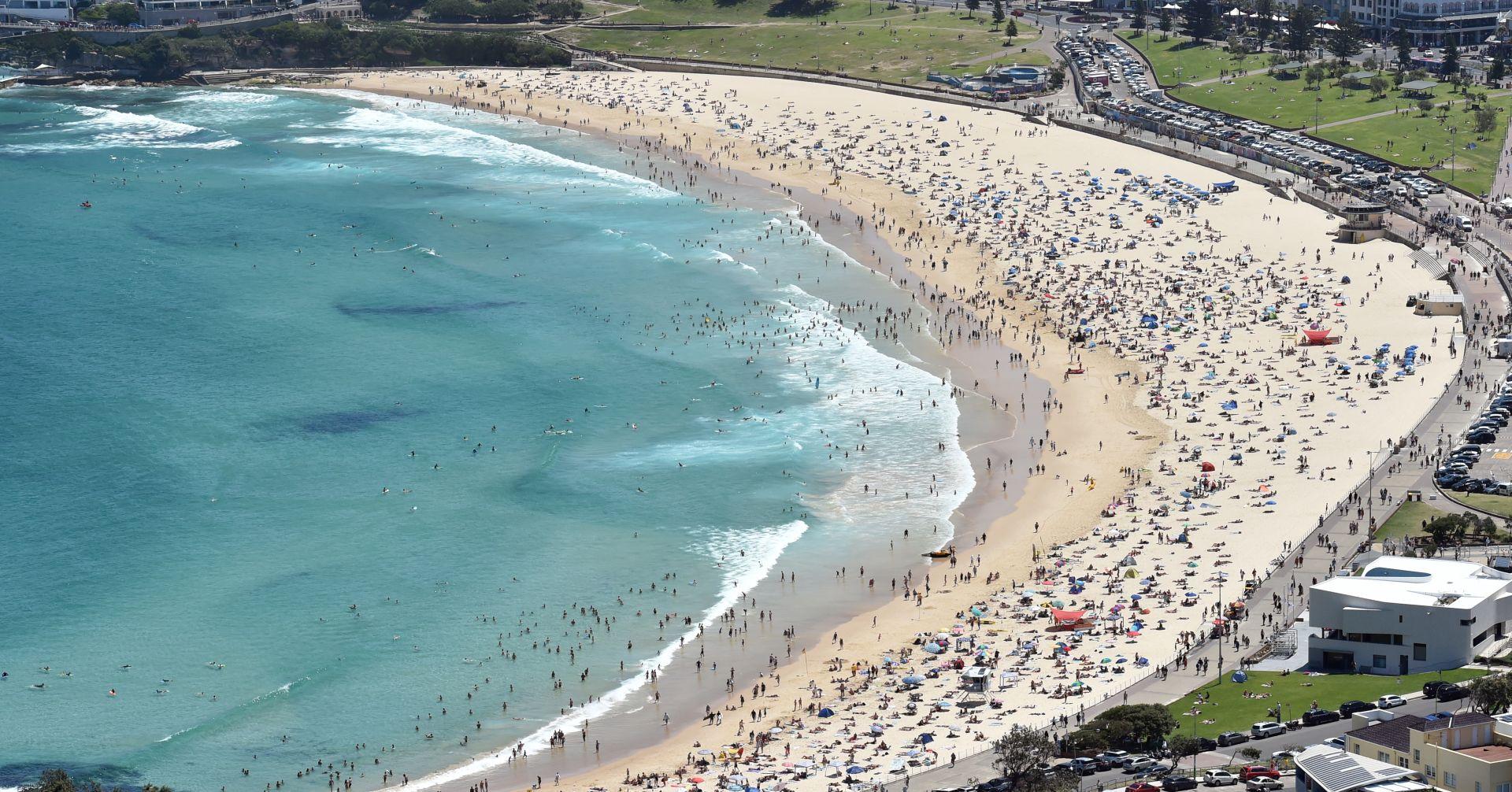Australska vlasti upozorile na novi toplinski val