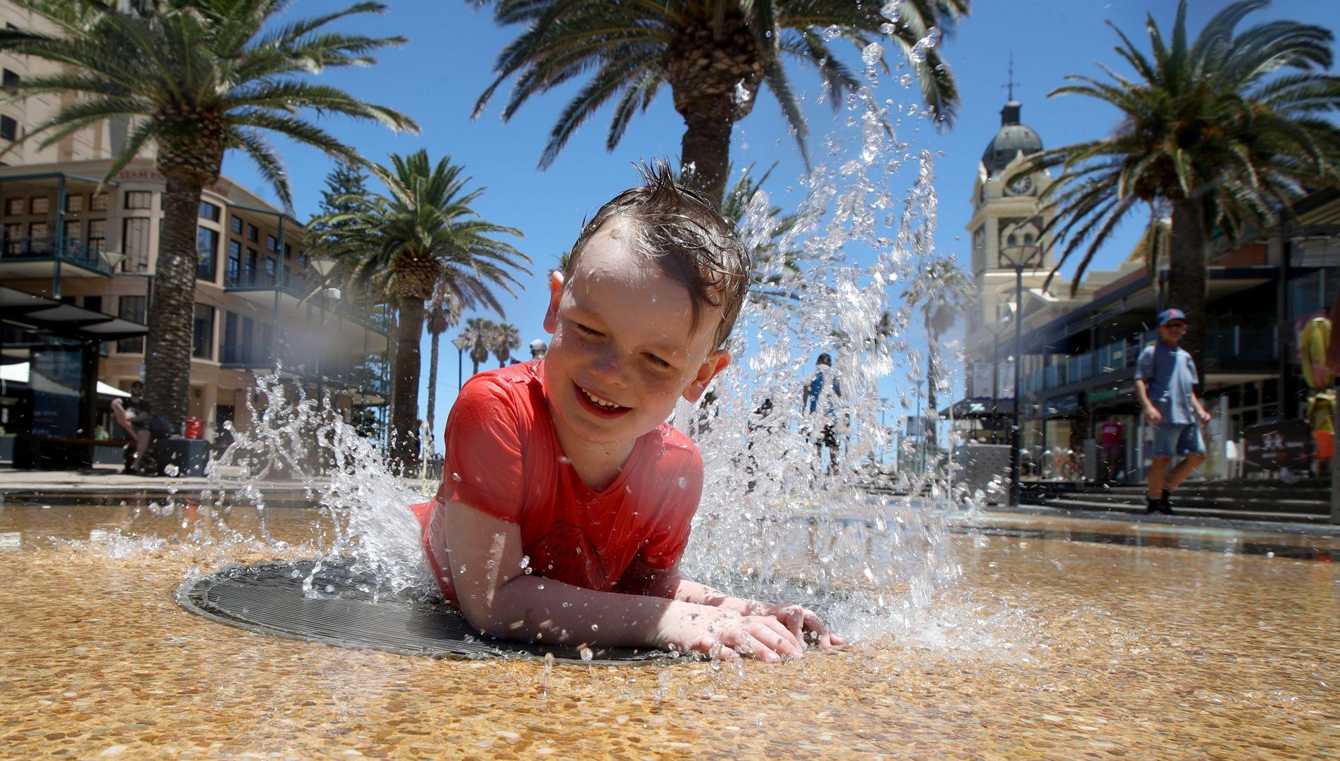 Nestašice struje zbog rekordnih vrućina u Australiji