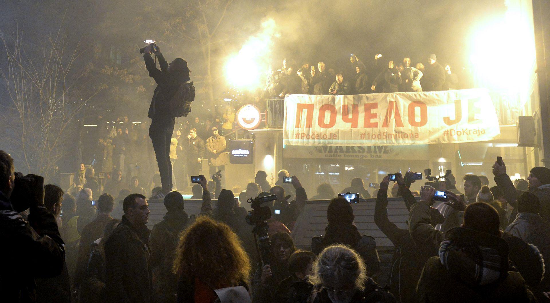 """MEDIJI """"Srbija pred novim izvanrednim izborima"""""""