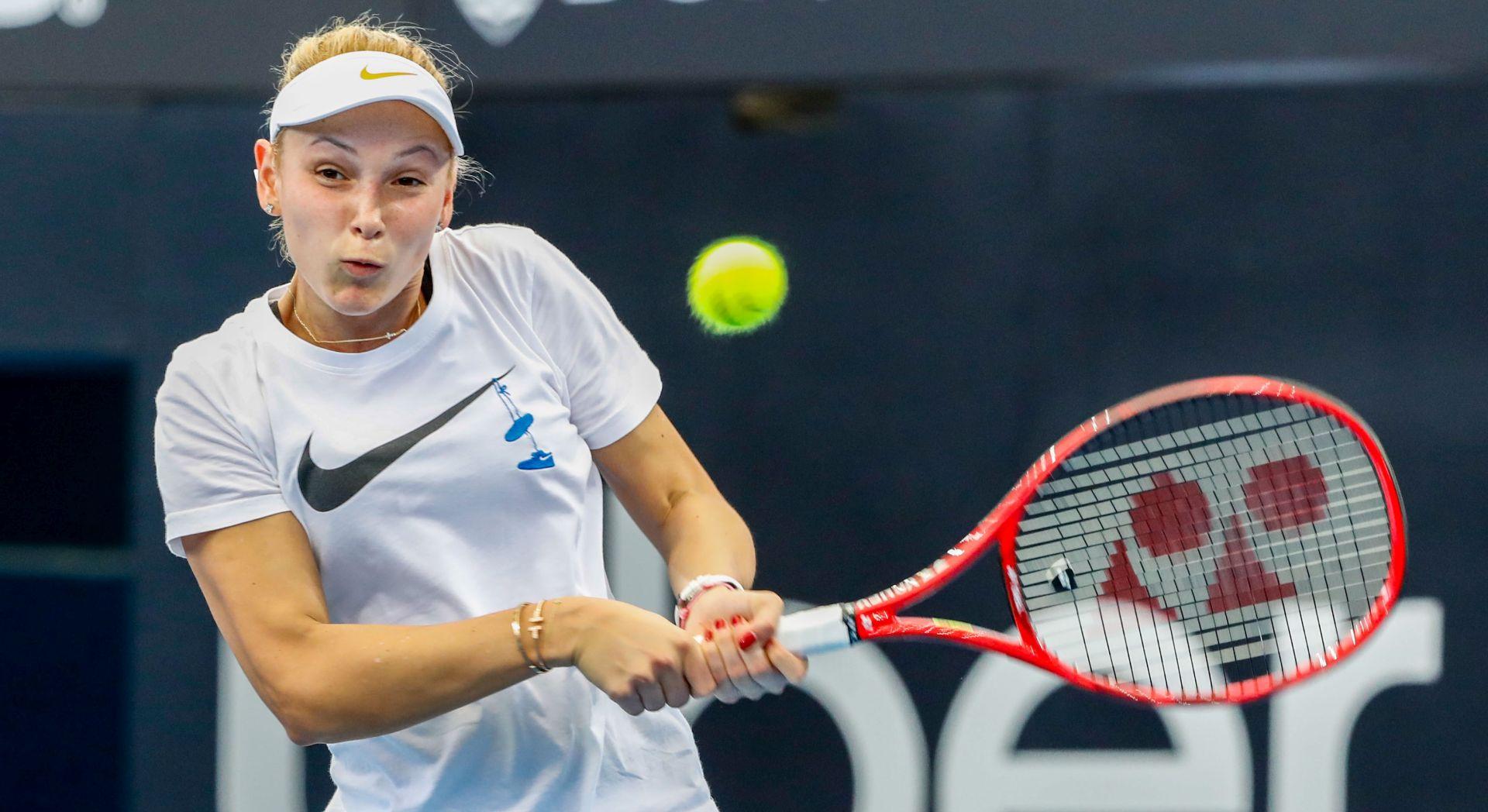 WTA BRISBANE Vekić izborila četvrtfinale