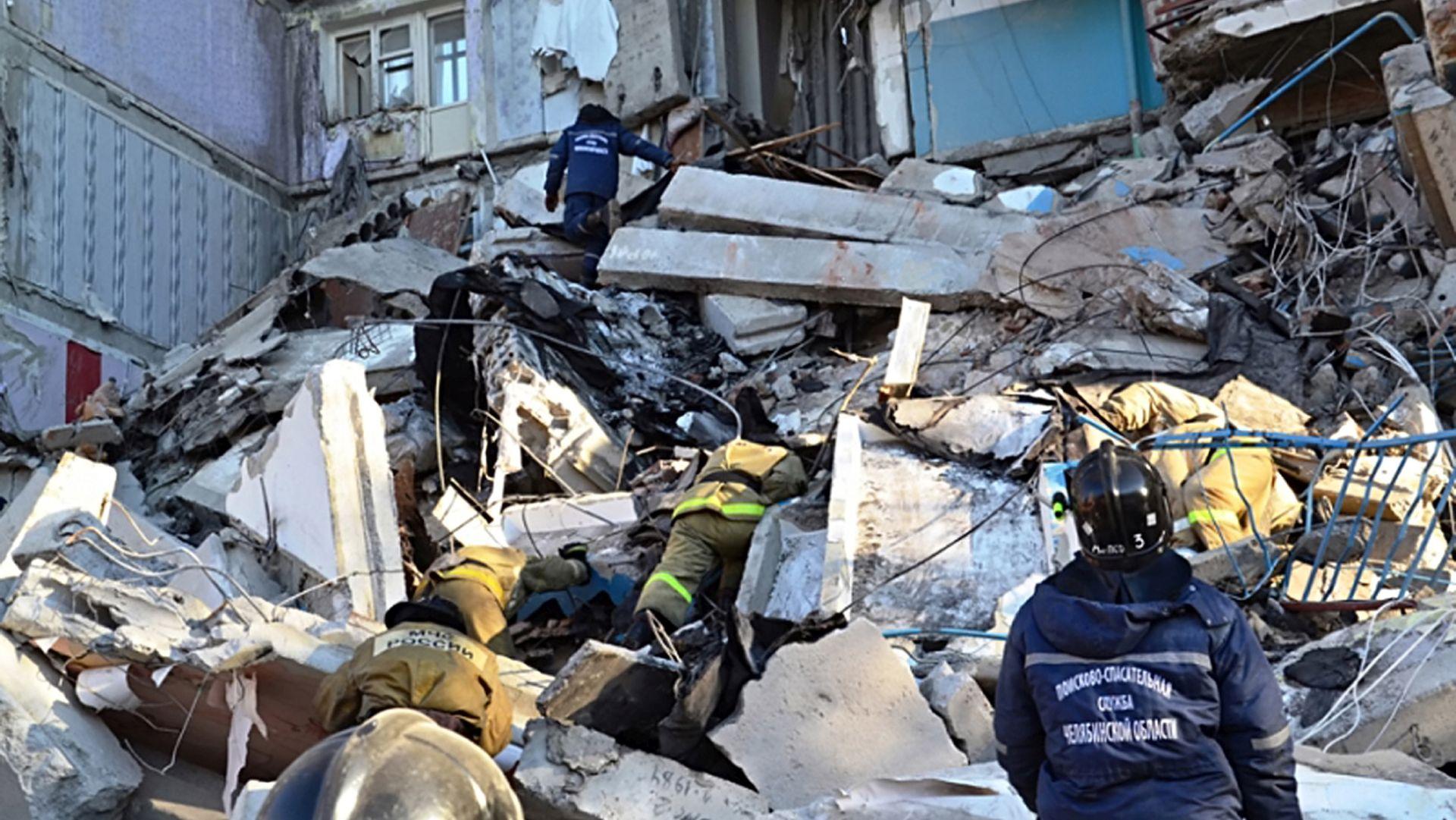 11-mjesečni dječak pronađen živ pod ruševinama u Rusiji nakon 35 sati