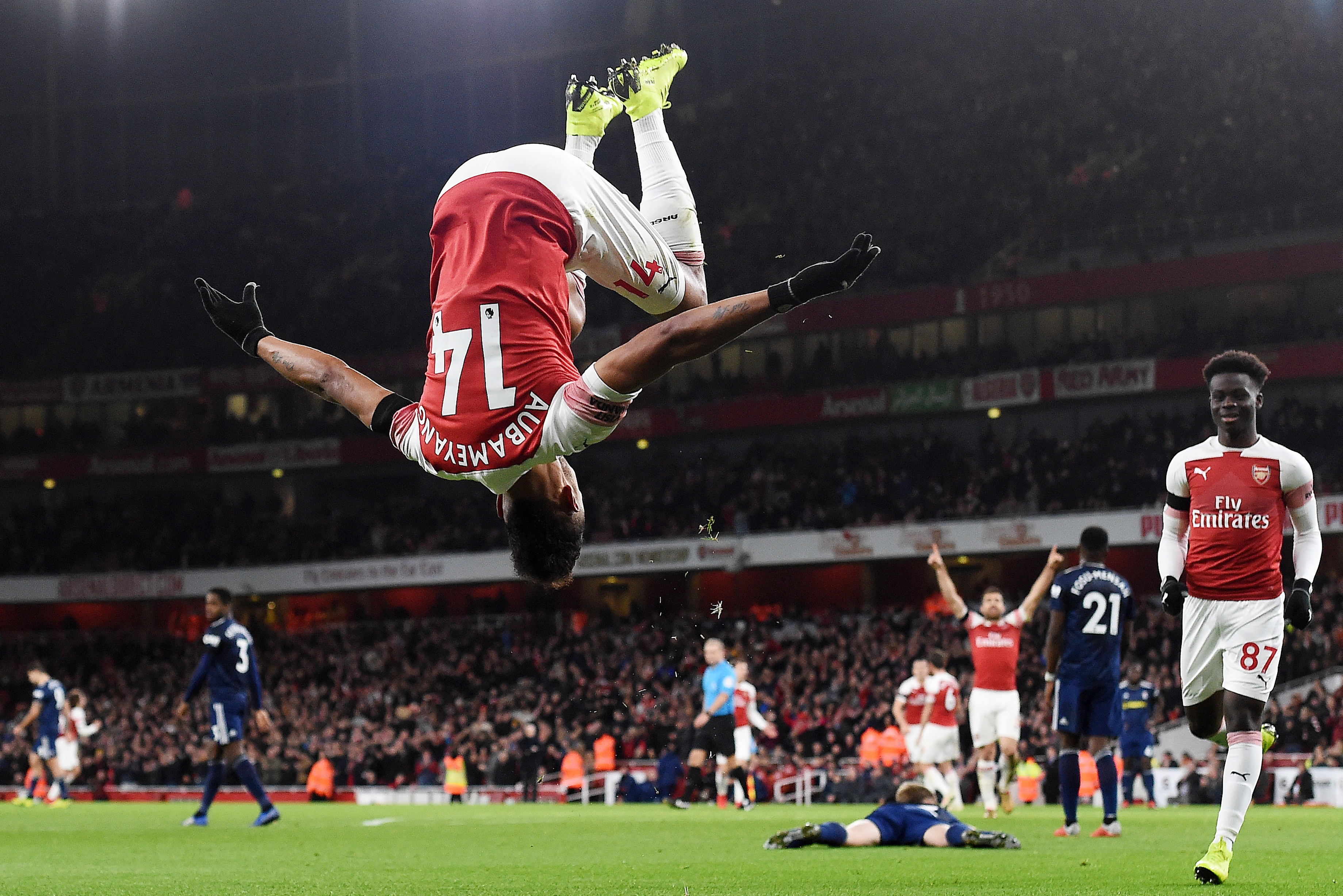 Arsenal pobijedio Fulham 4 – 1