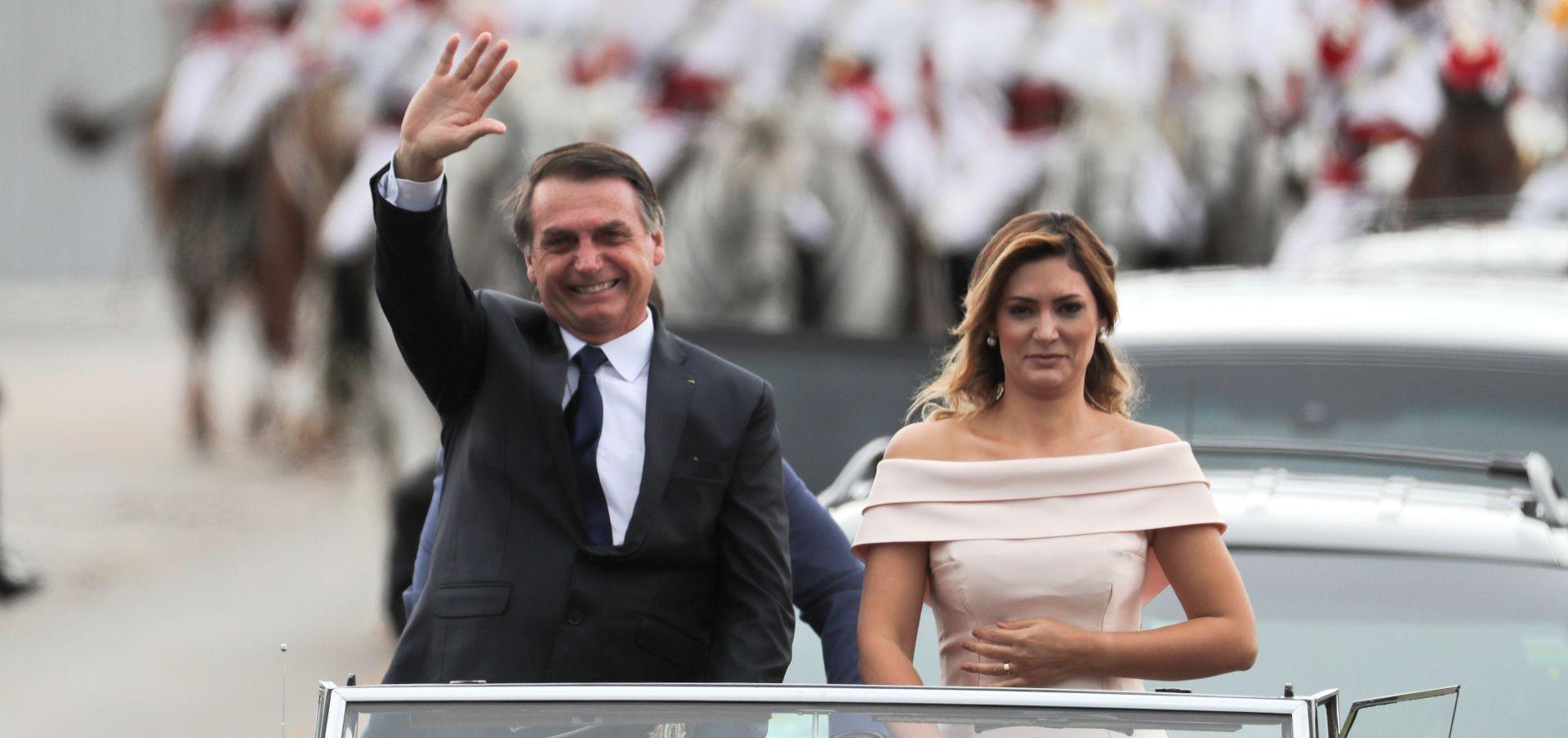 Bolsonaro govorom u Davosu pokušao privući velike ulagače