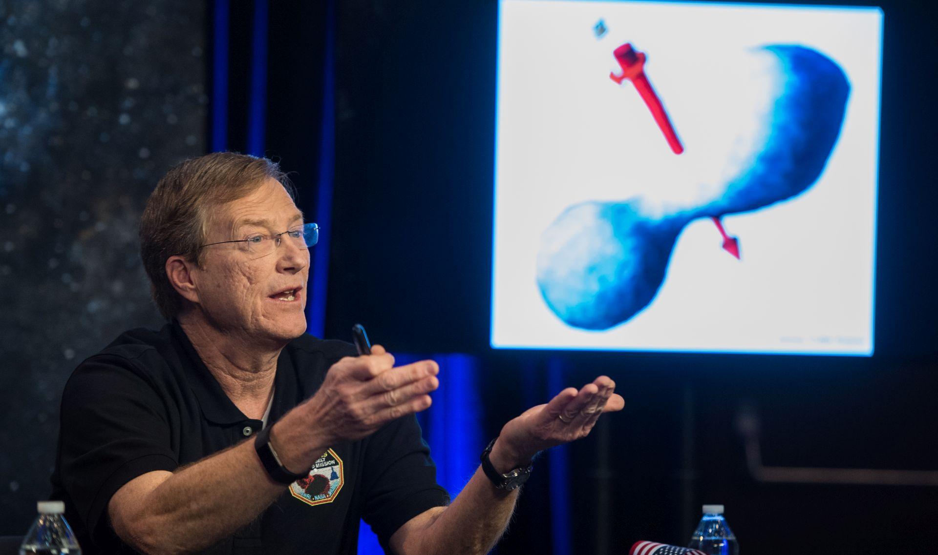 NASA ODUŠEVLJENA Ultima Thule ima oblik snjegovića