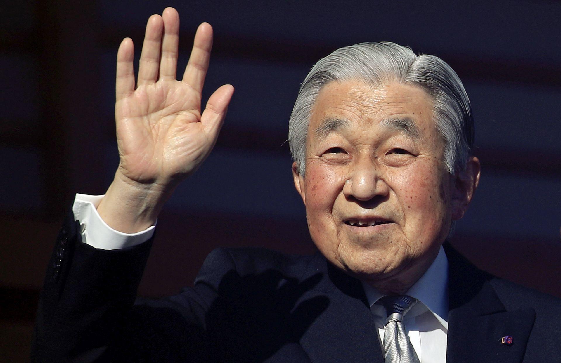 Japanski car Akihito održao posljednje novogodišnje obraćanje