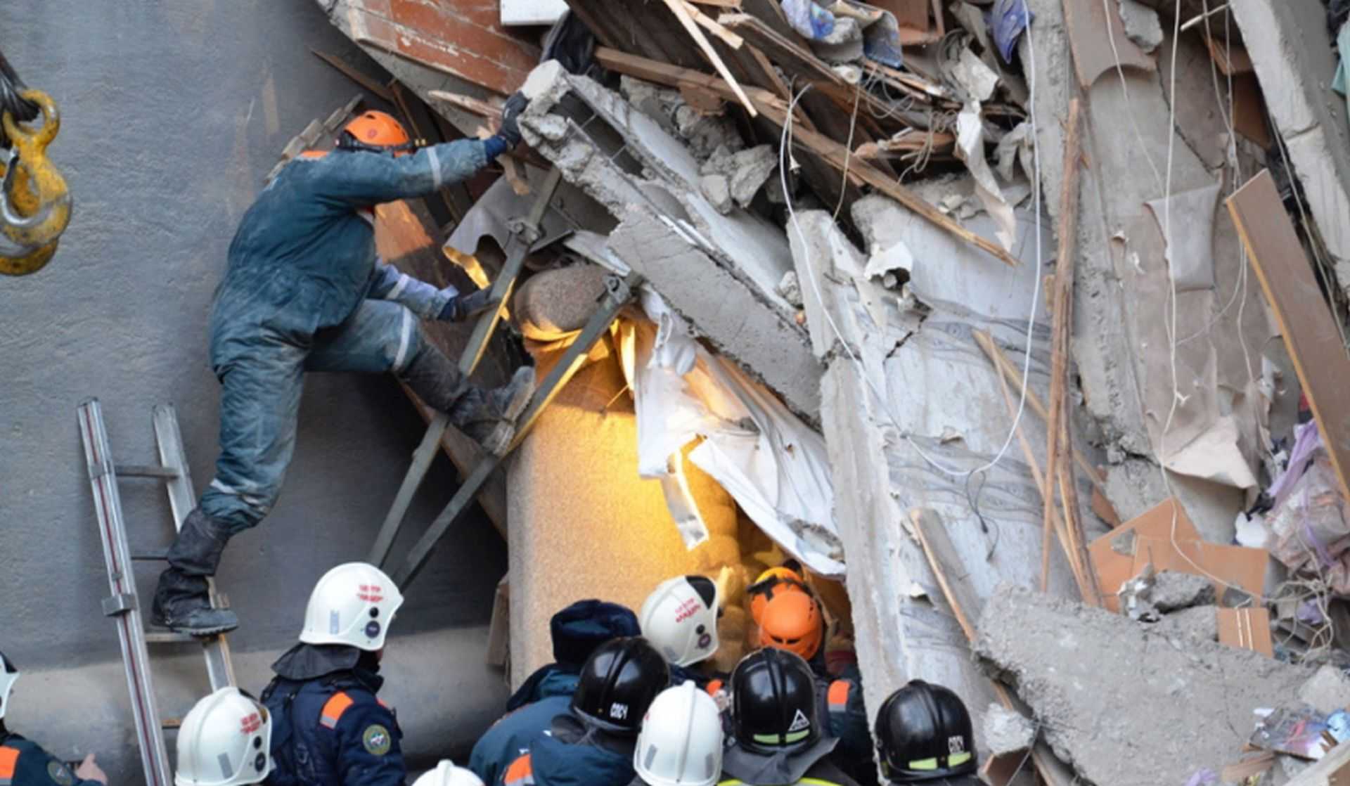 Broj žrtava eksplozije u Rusiji porastao na 37