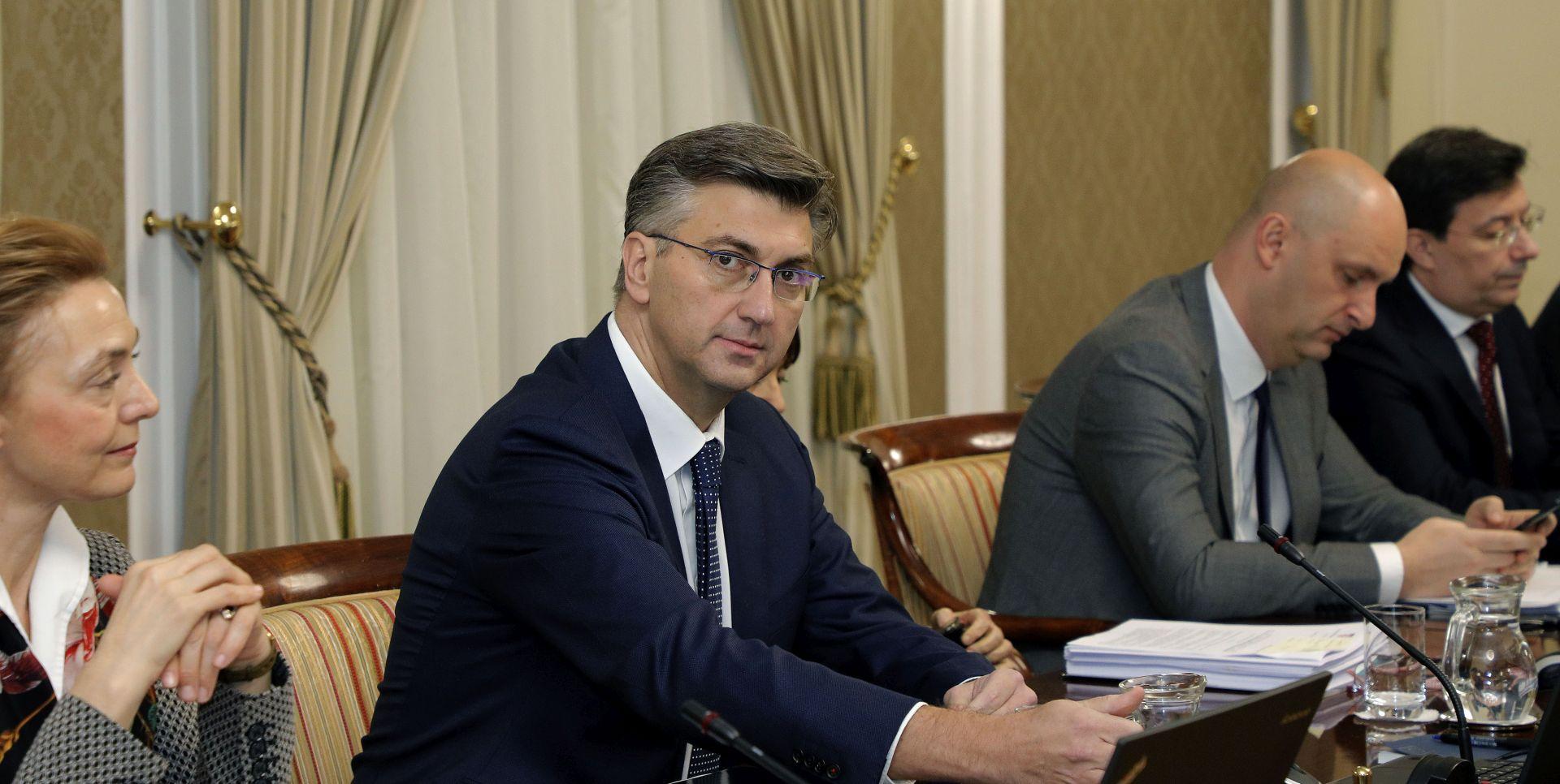 Plenković uputio sućut zbog smrti Ive Gregurevića