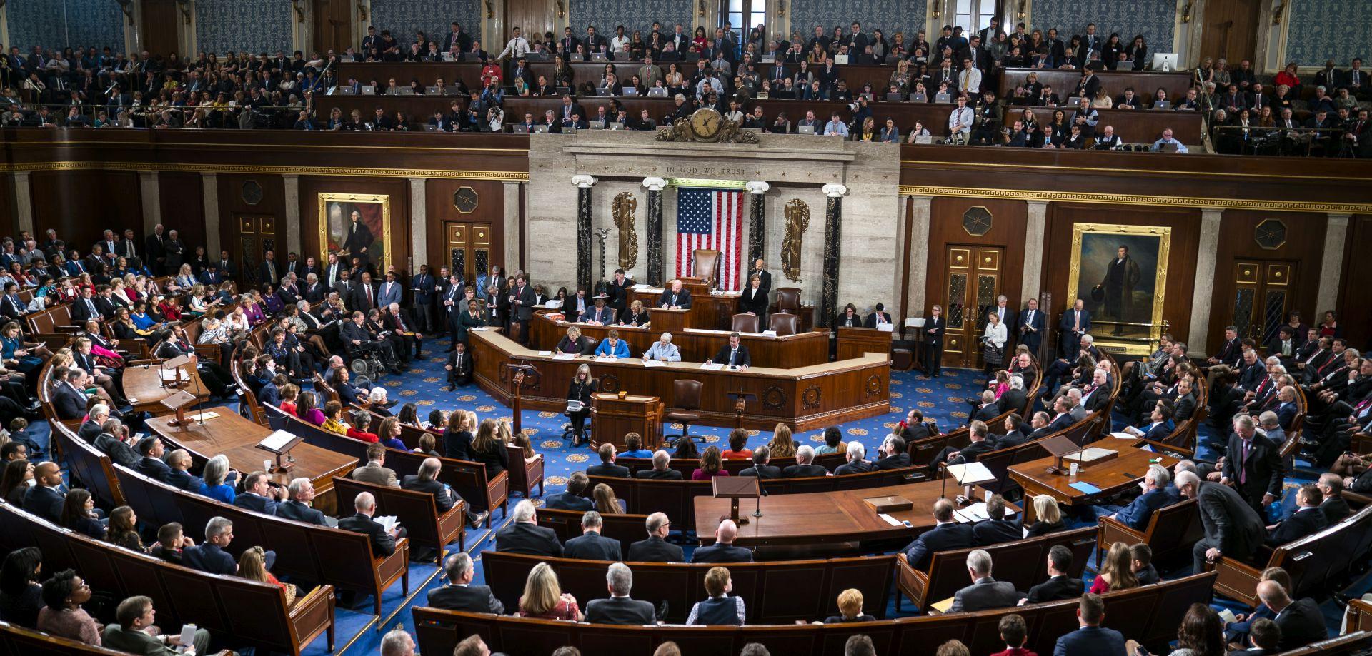Američki Zastupnički dom izglasao mjere potrebne za prevladavanje blokade vlade