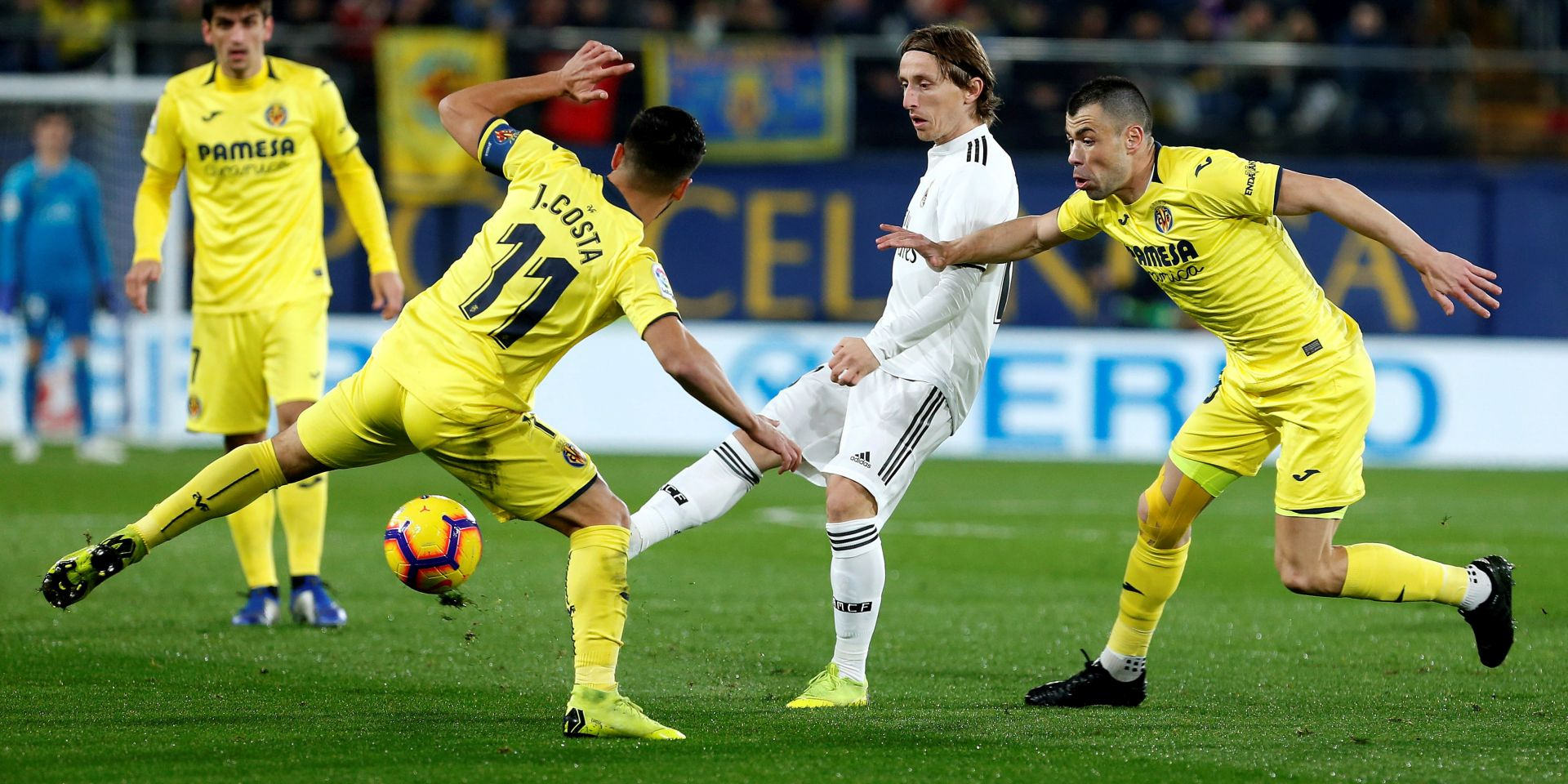 PRIMERA Real remizirao s Villarrealom, dva gola Cazorle