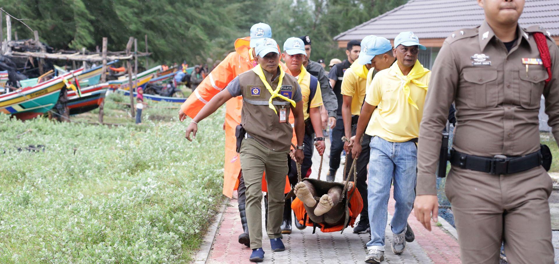 Jedna osoba poginula u oluji na Tajlandu, zatvorene zračne luke