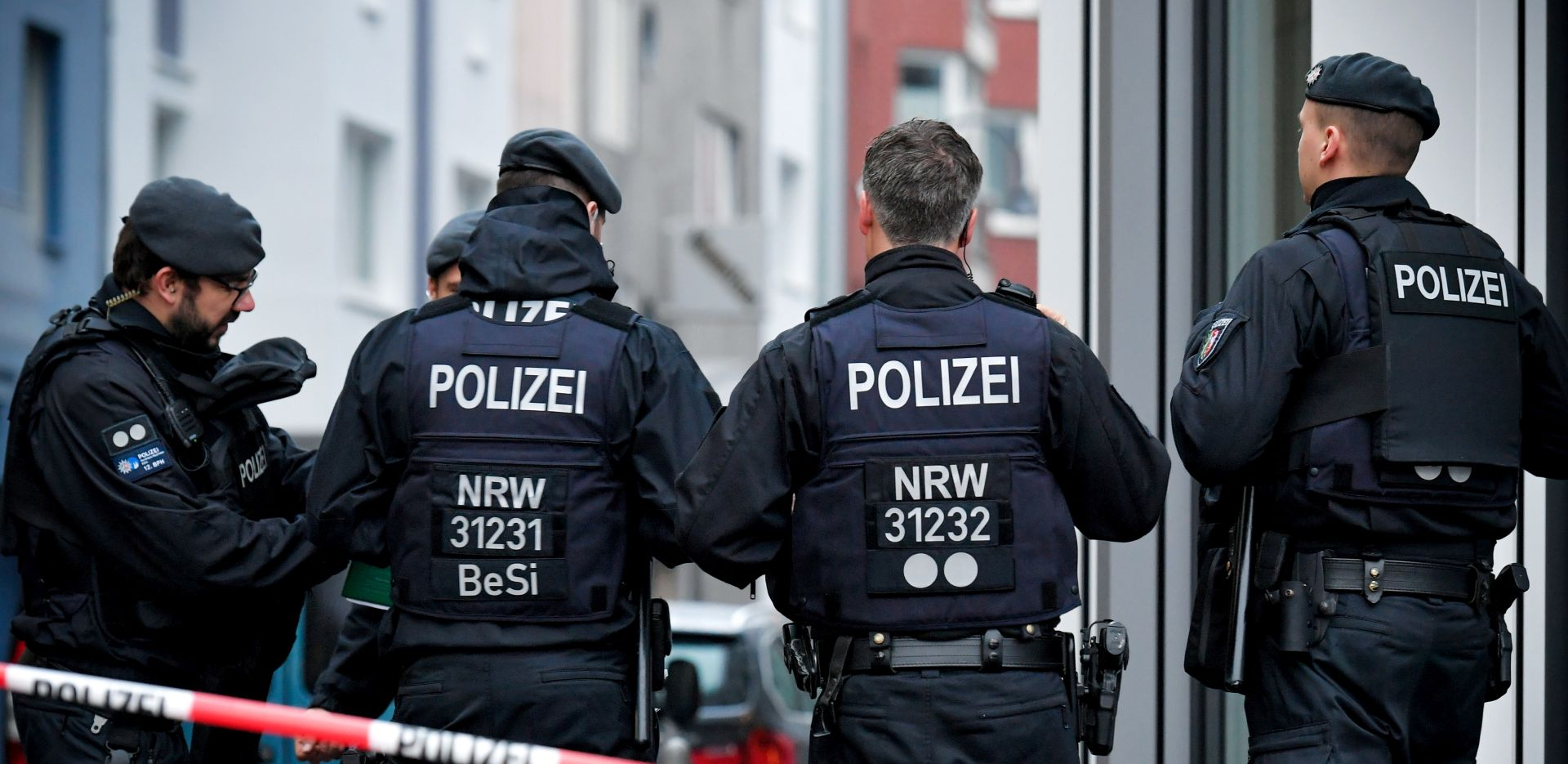 Policija evakuirala najmanje šest njemačkih sudova nakon prijetnji bombom