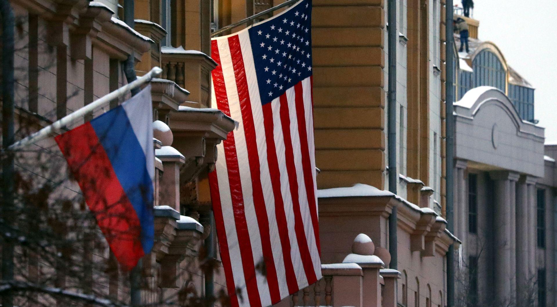 Moskva tvrdi da je FBI uhitio ruskog državljana