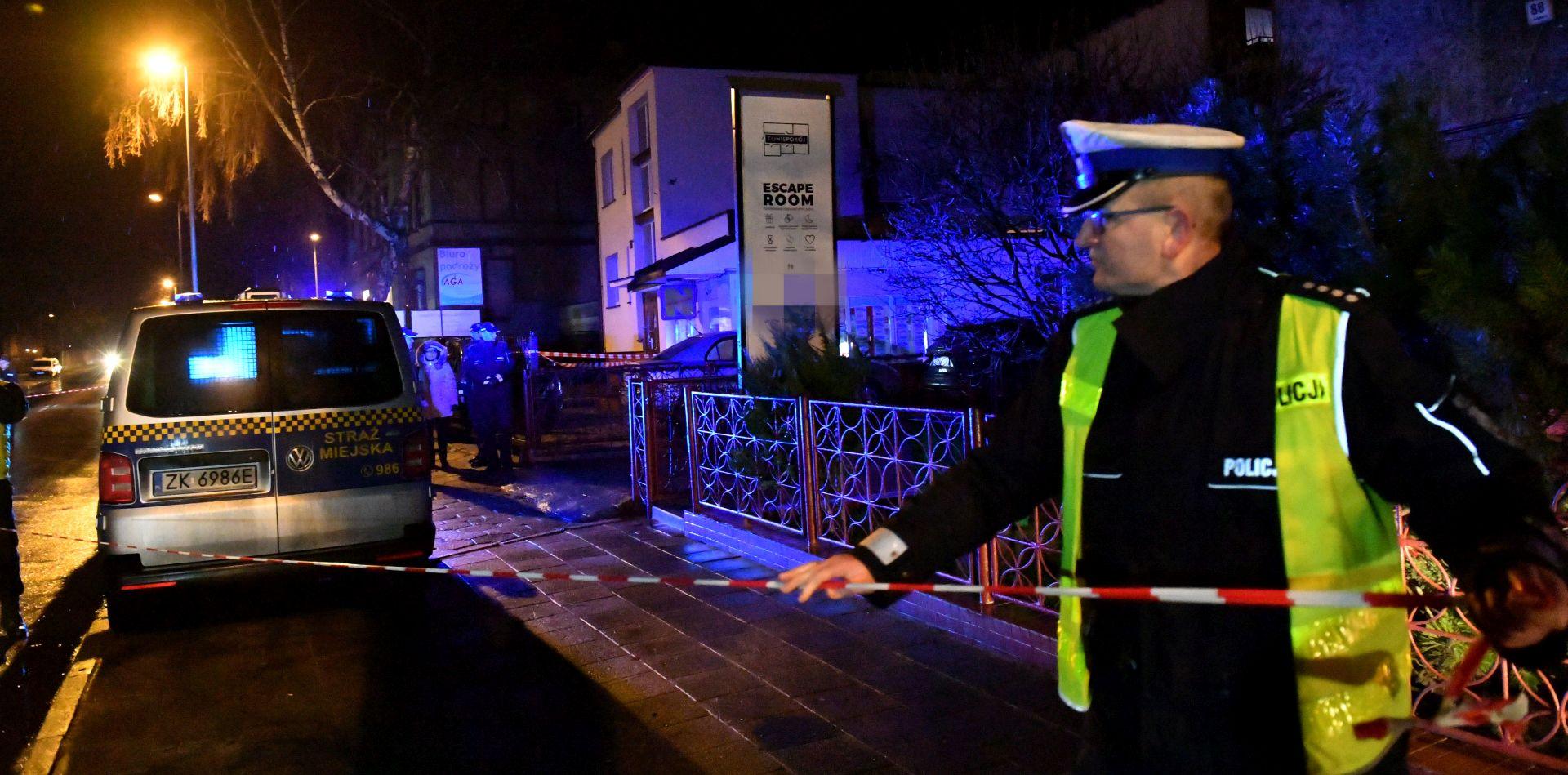 Petero tinejdžerica stradalo u požaru u escape roomu u Poljskoj