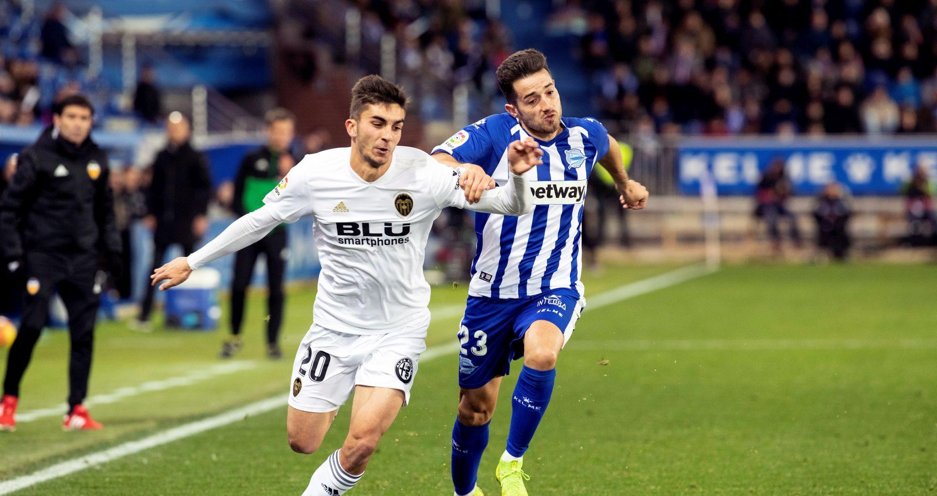 Alaves pobijedio Valenciju i skočio na četvrto mjesto