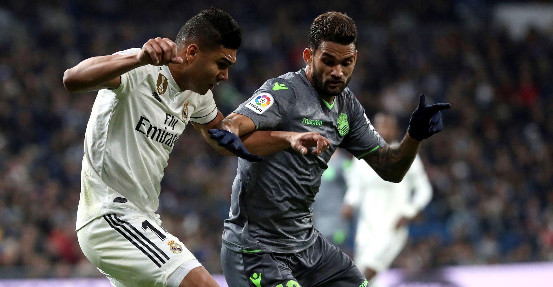 NEVOLJE SE NASTAVLJAJU Novi poraz Real Madrida