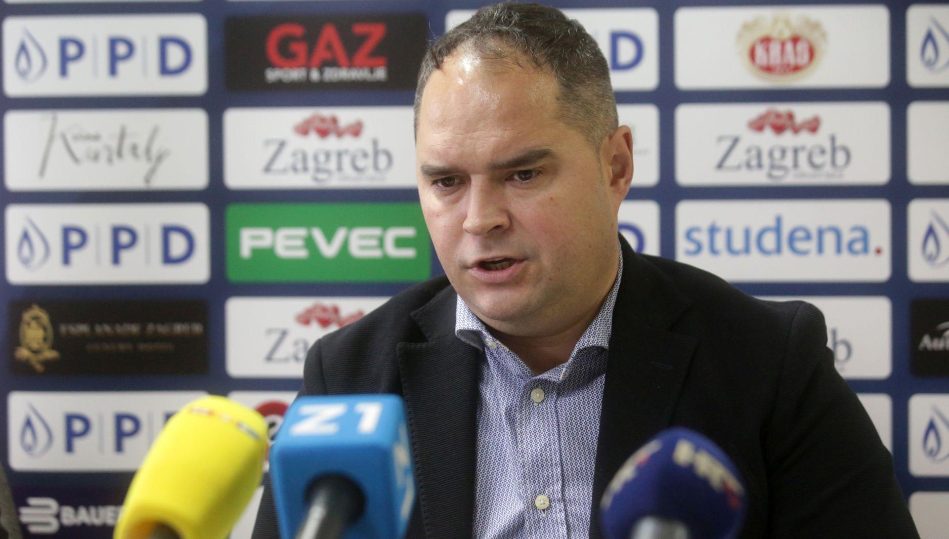 """TAMŠE """"Zagreb je veliki izazov, svidjela mi se vizija kluba"""""""