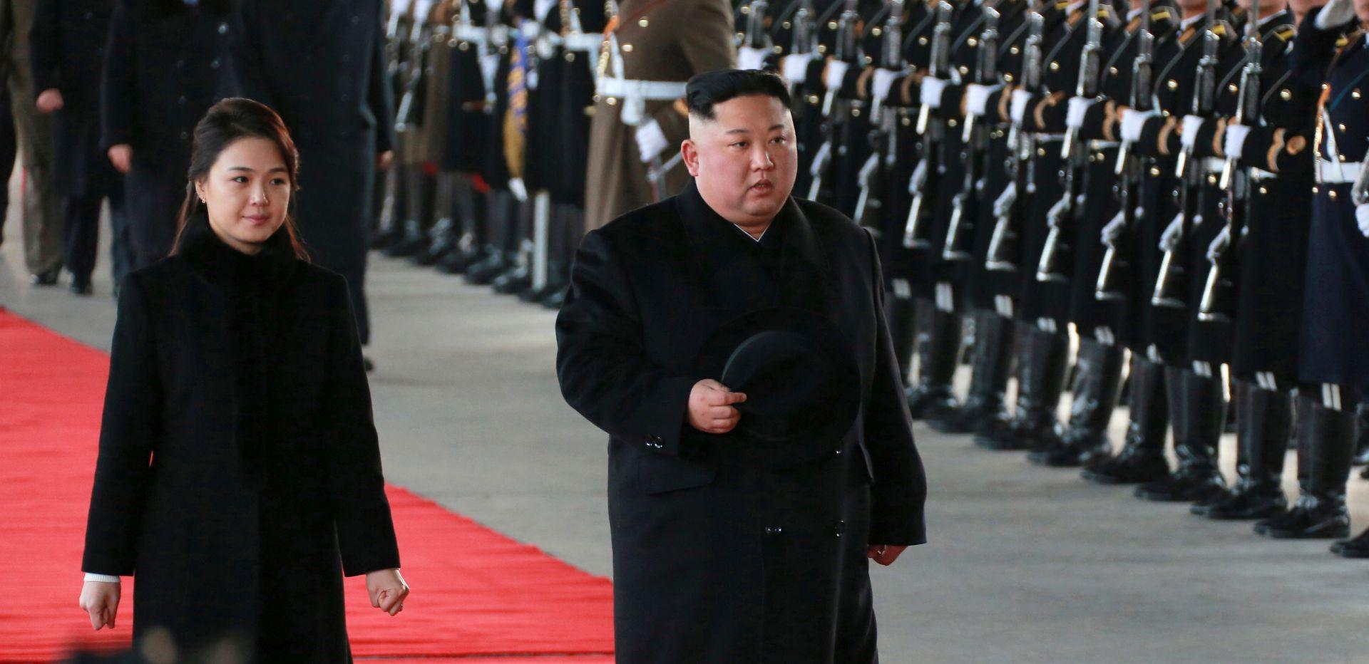 Kim u Kini razgovarao o očekivanom summitu s Trumpom