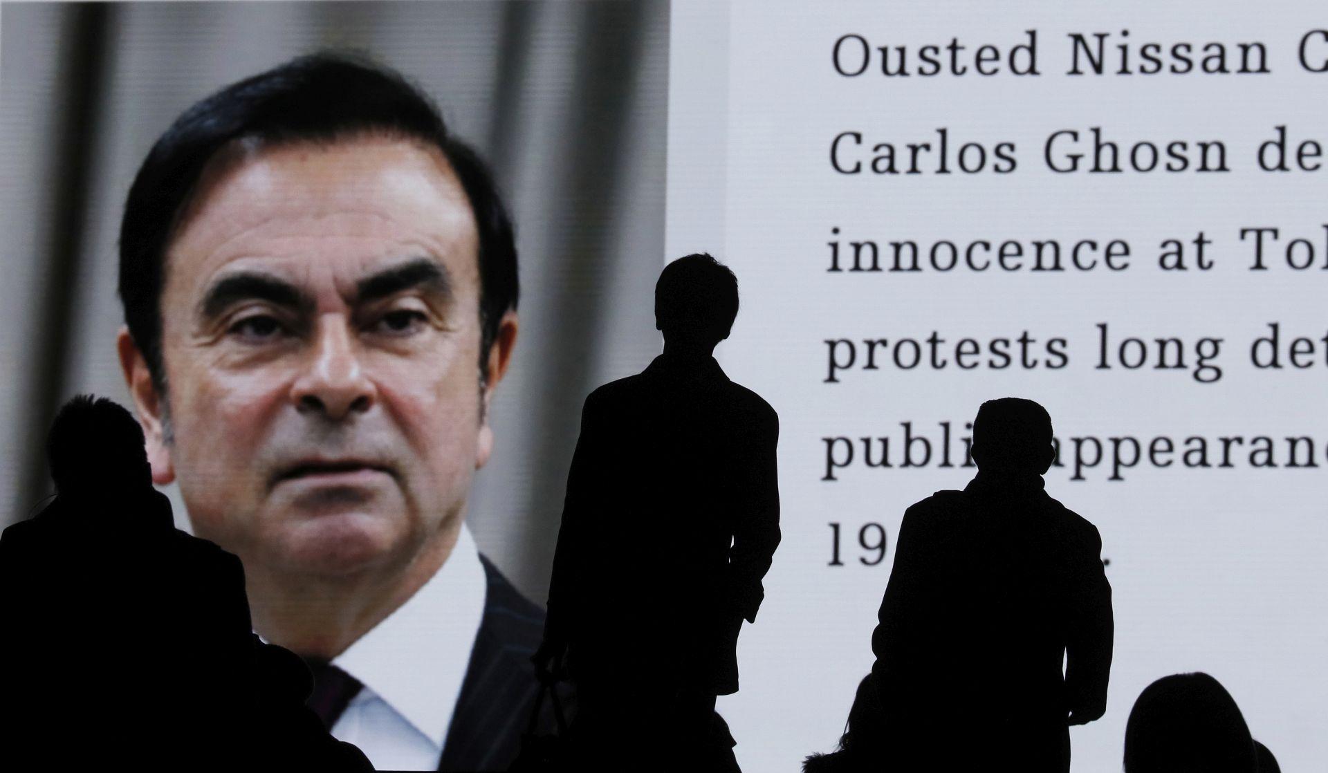 Šef Renaulta Carlos Ghosn podnio ostavku