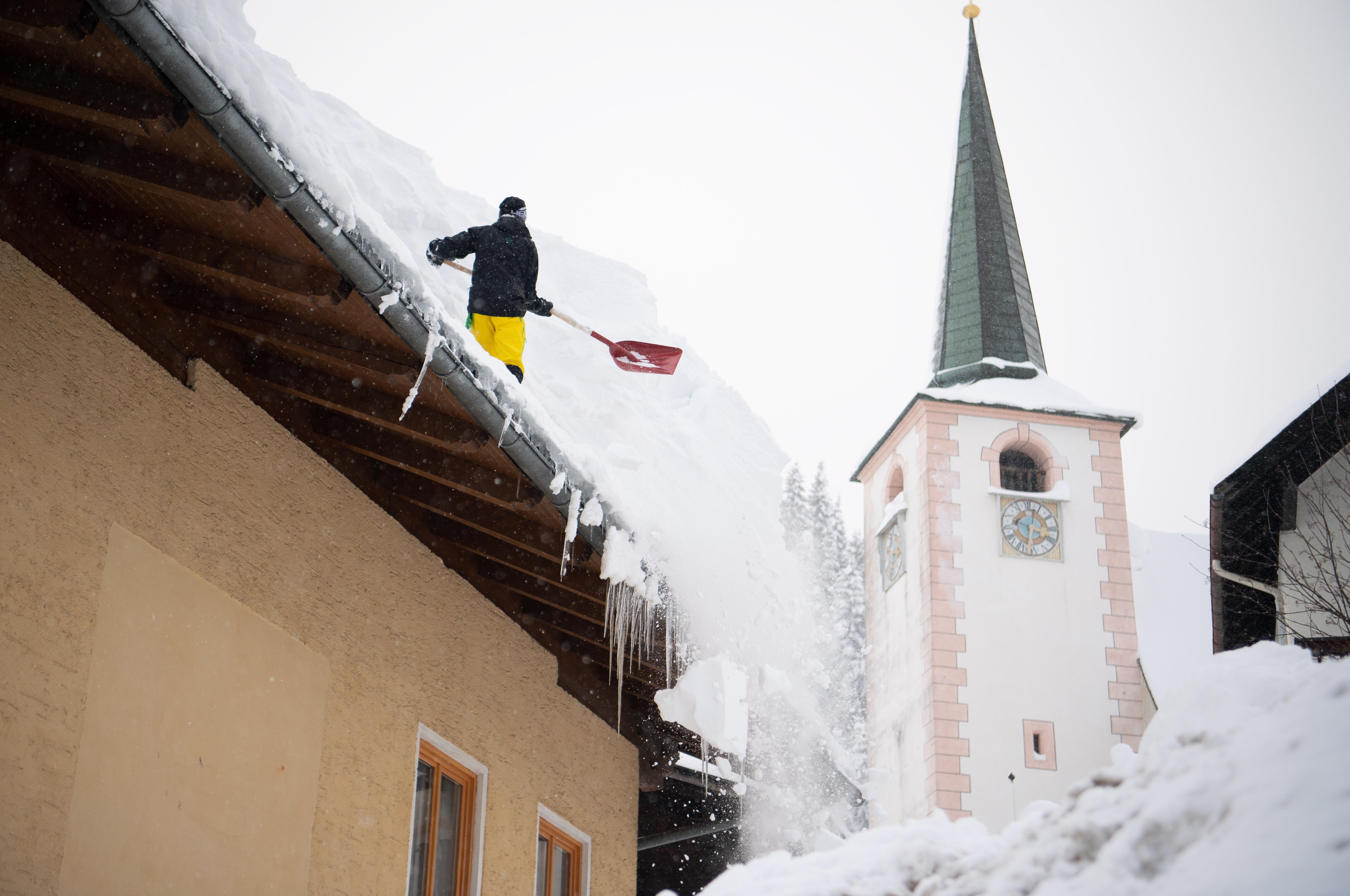 AUSTRIJA U dijelovima Štajerske najviši stupanj opasnosti od lavina