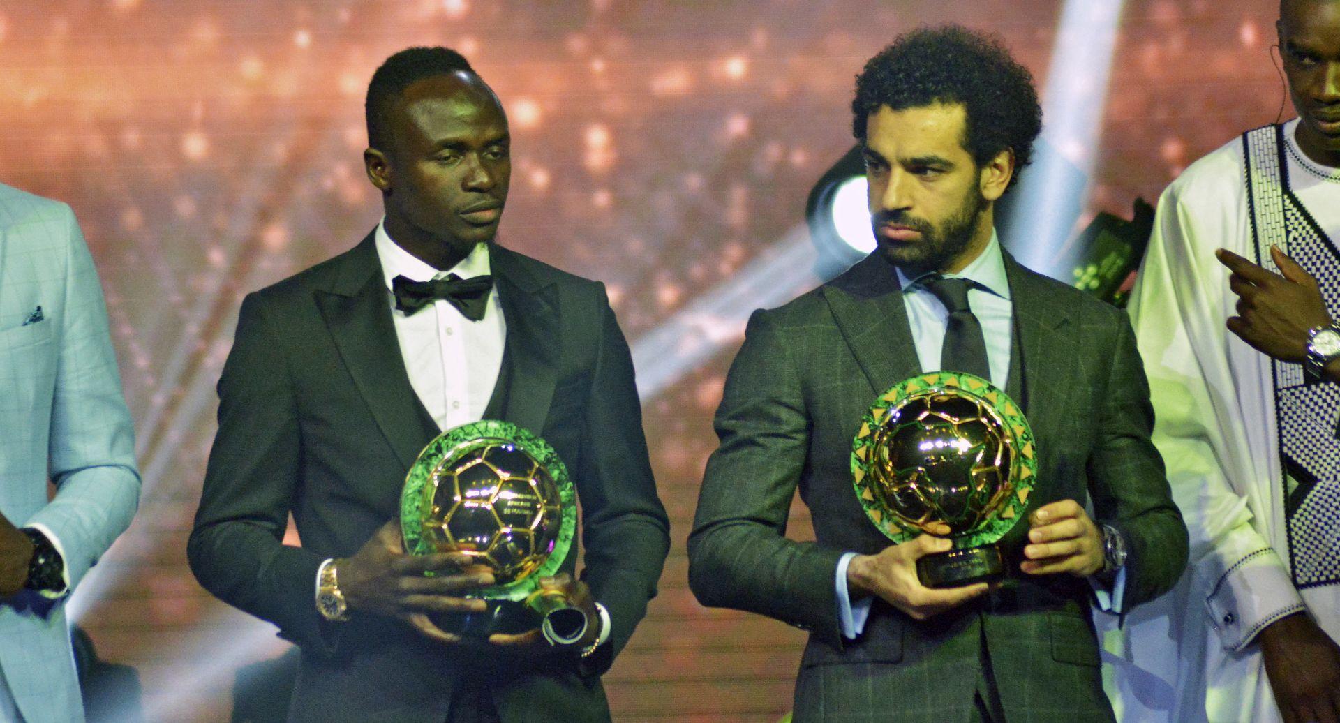 Salah proglašen najboljim afričkim nogometašem 2018.