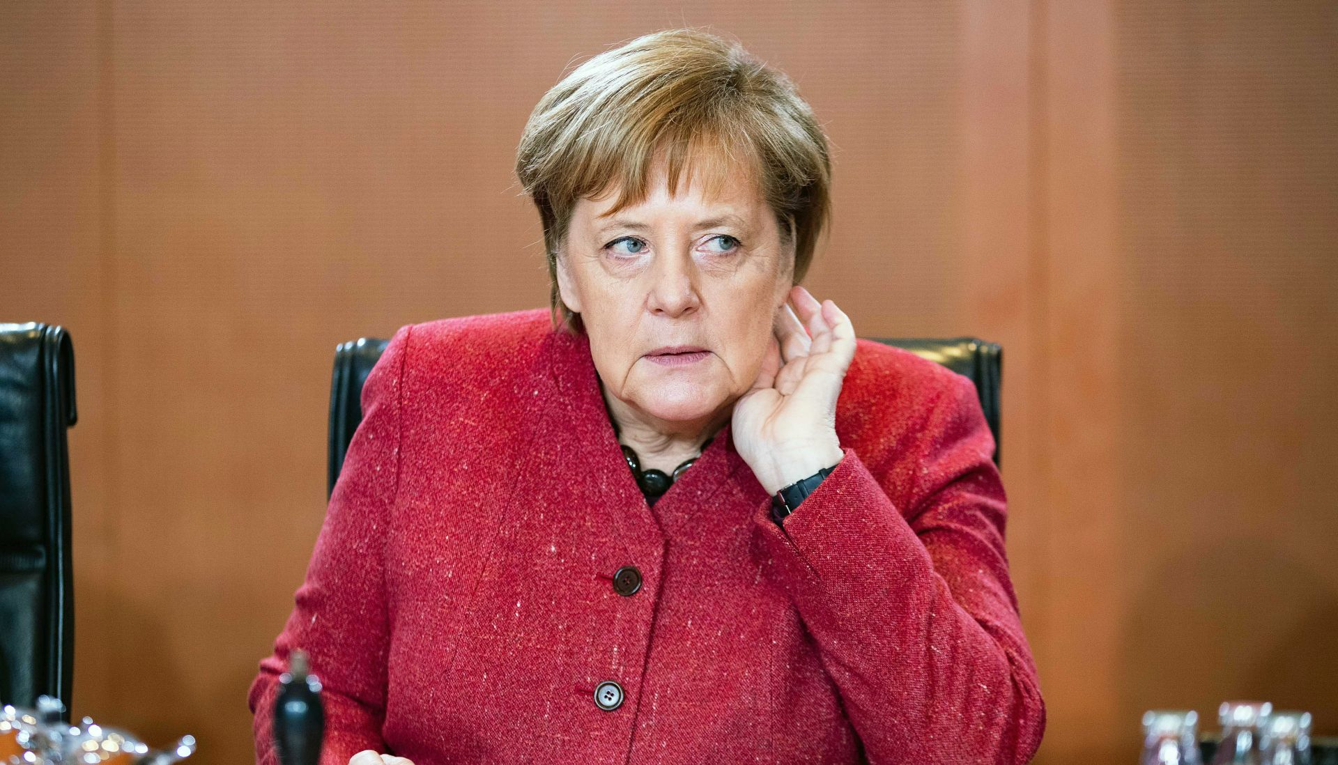 Merkel u prvom posjetu Grčkoj od 2014. godine